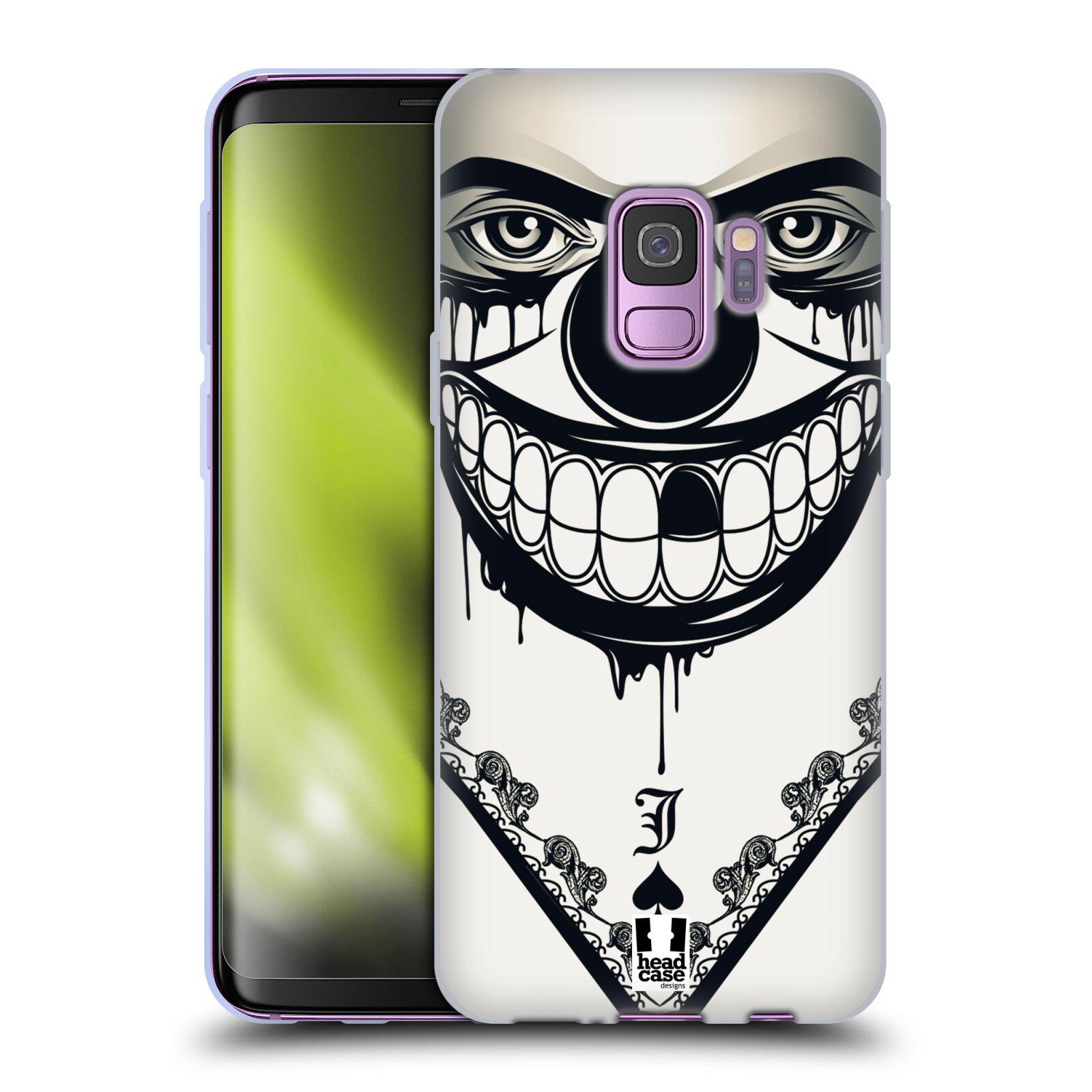 Silikonové pouzdro na mobil Samsung Galaxy S9 - Head Case - ZLEJ KLAUN