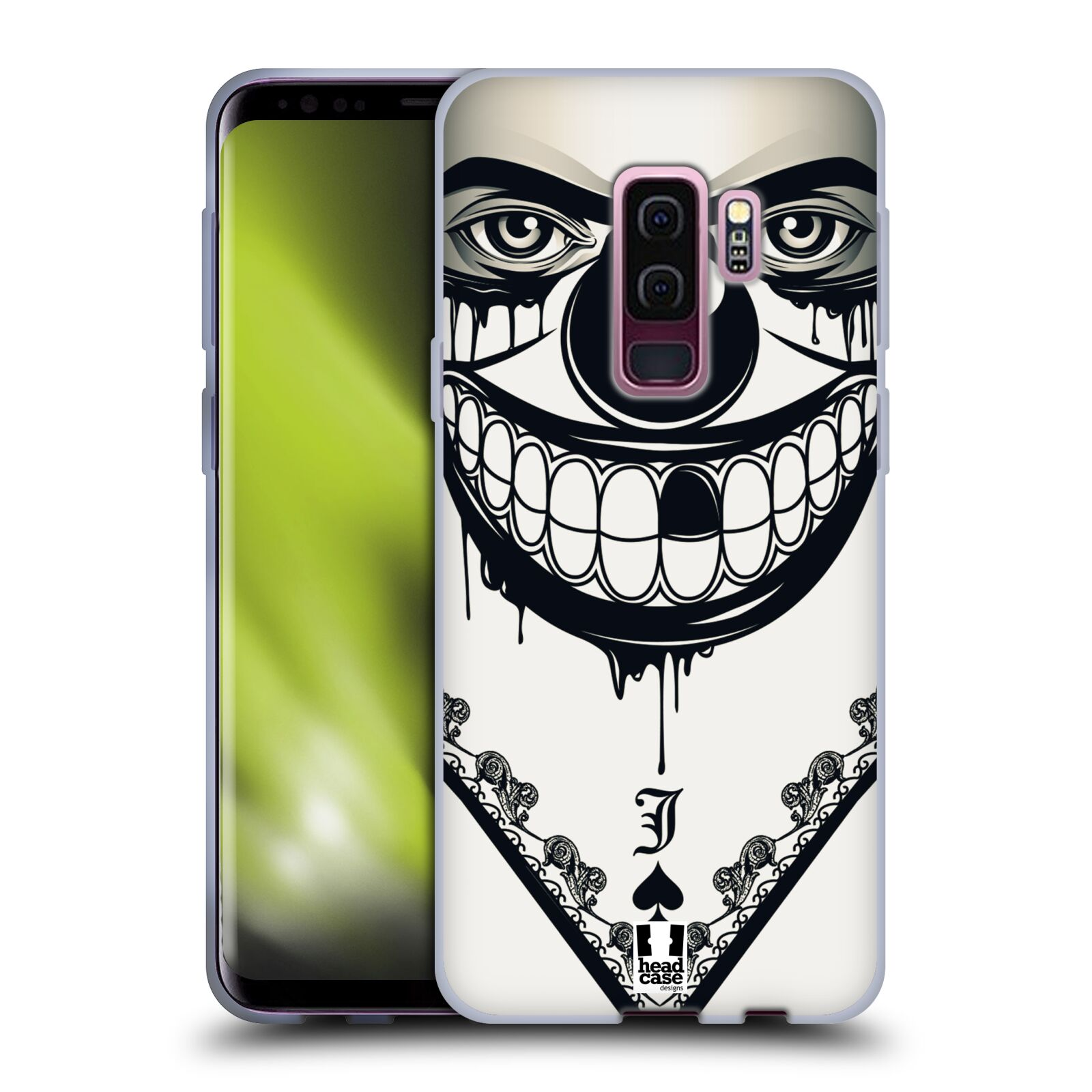 Silikonové pouzdro na mobil Samsung Galaxy S9 Plus - Head Case - ZLEJ KLAUN