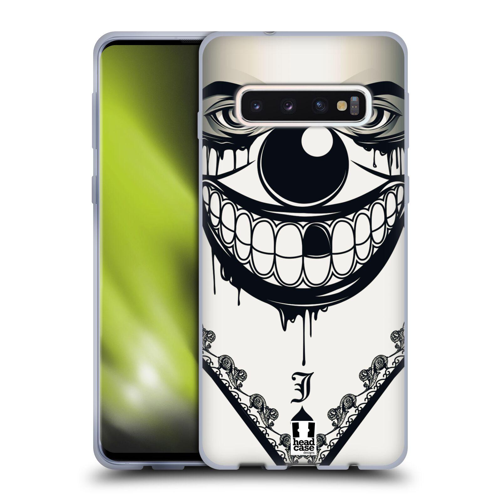 Silikonové pouzdro na mobil Samsung Galaxy S10 - Head Case - ZLEJ KLAUN
