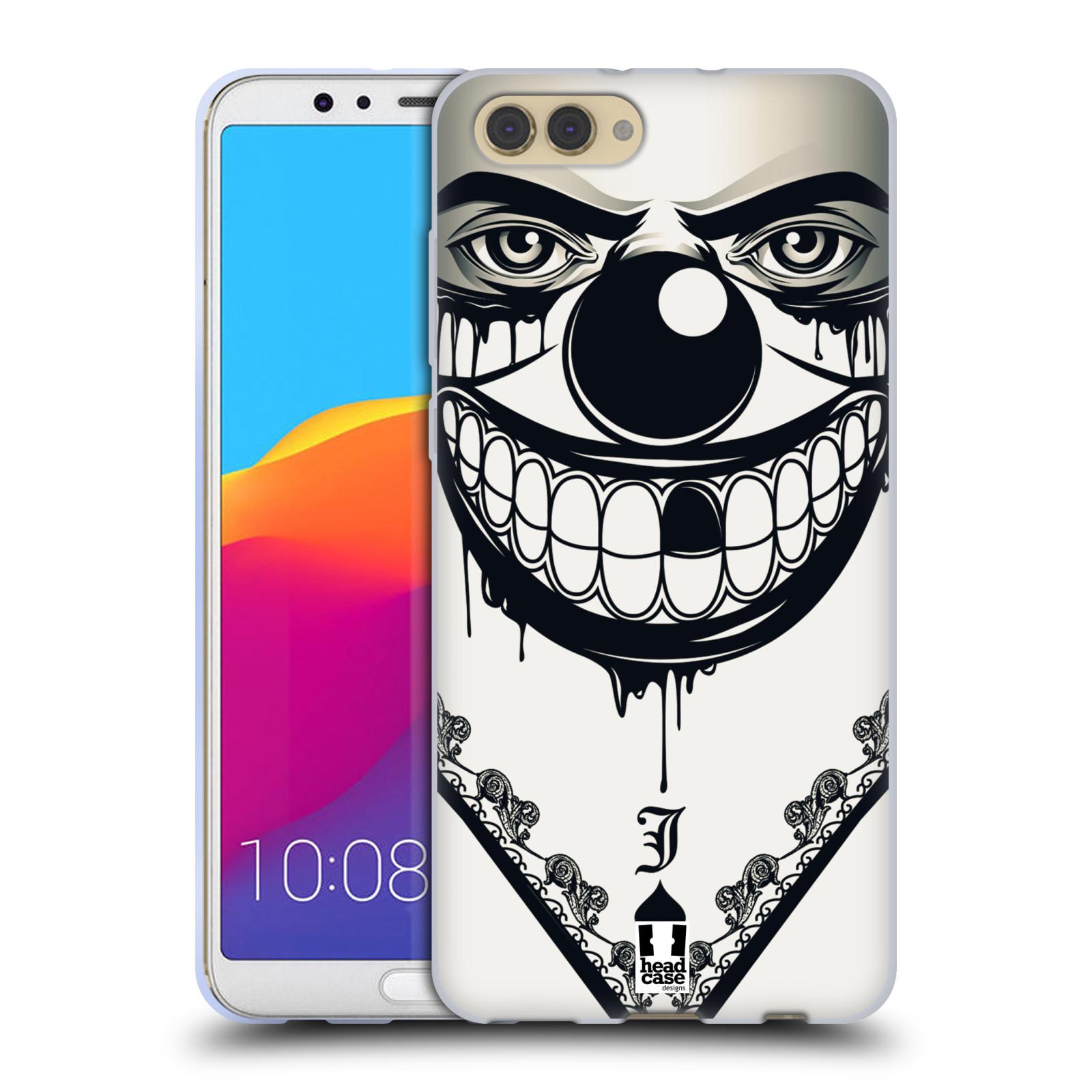 Silikonové pouzdro na mobil Honor View 10 - Head Case - ZLEJ KLAUN