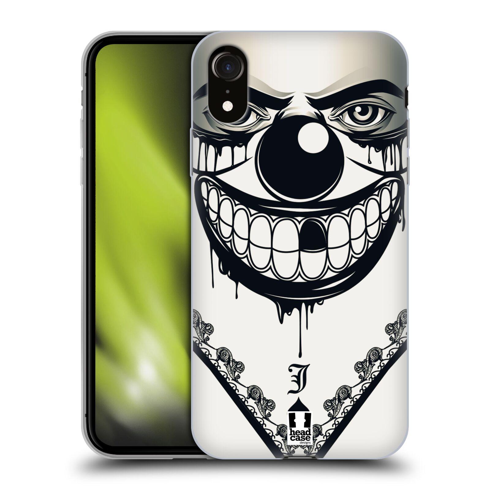 Silikonové pouzdro na mobil Apple iPhone XR - Head Case - ZLEJ KLAUN