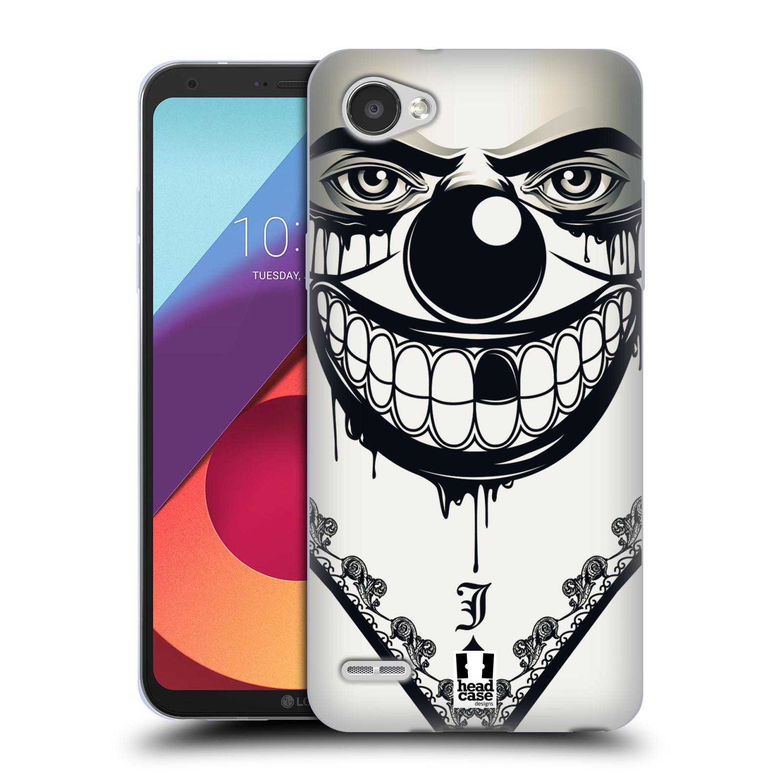 Silikonové pouzdro na mobil LG Q6 - Head Case - ZLEJ KLAUN