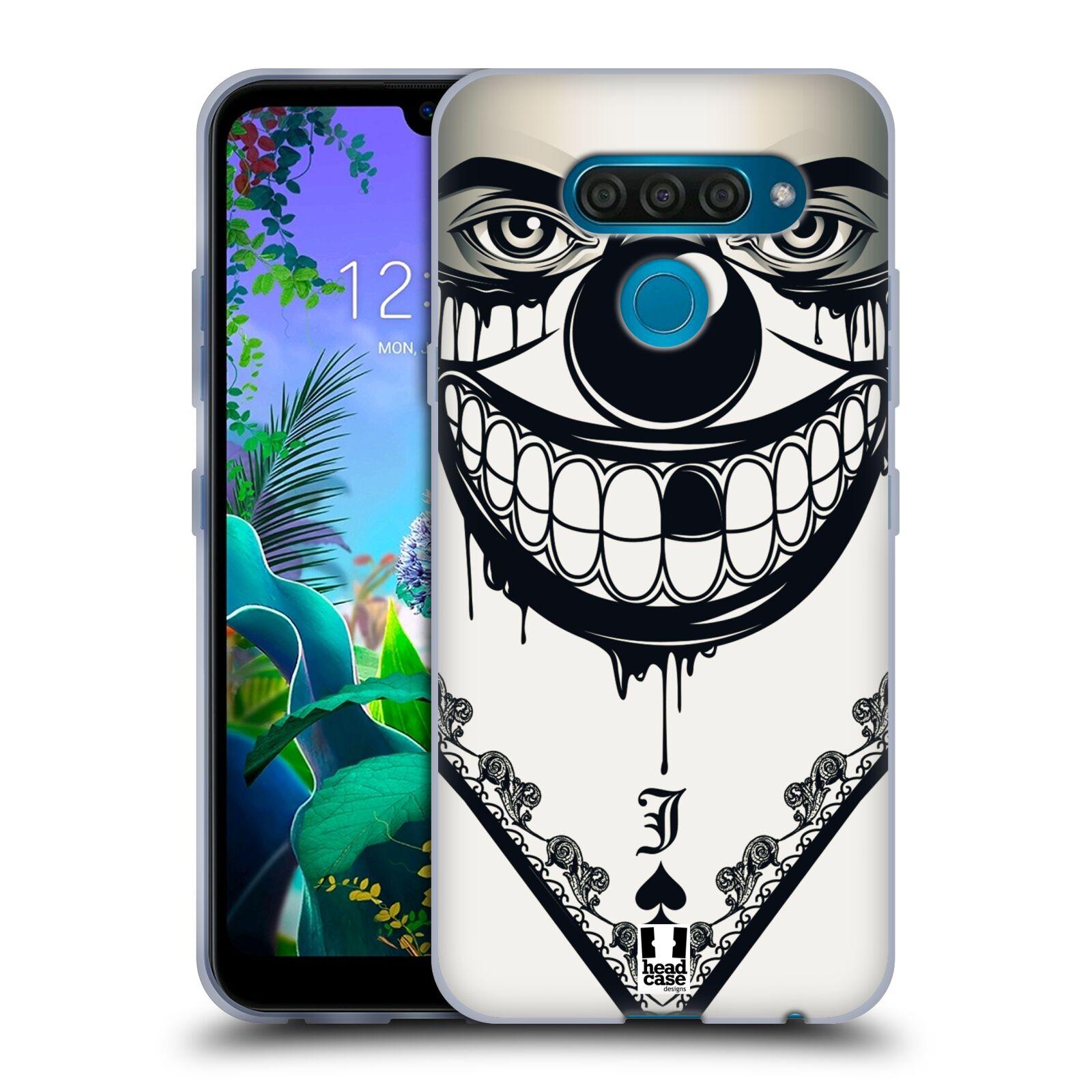 Silikonové pouzdro na mobil LG Q60 - Head Case - ZLEJ KLAUN