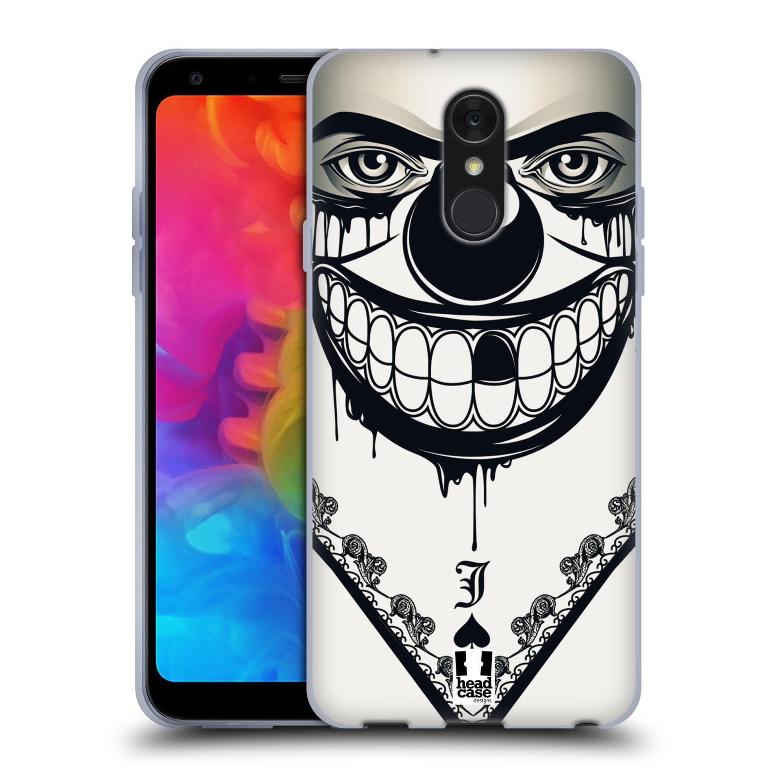 Silikonové pouzdro na mobil LG Q7 - Head Case - ZLEJ KLAUN