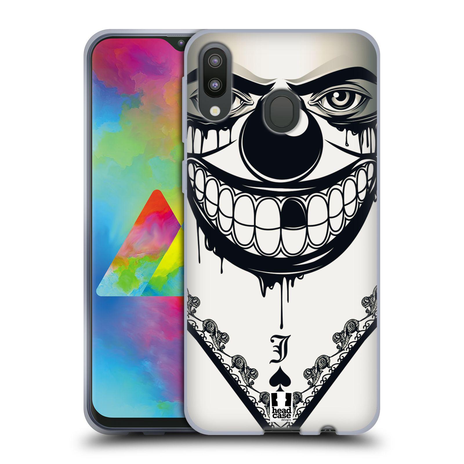 Silikonové pouzdro na mobil Samsung Galaxy M20 - Head Case - ZLEJ KLAUN