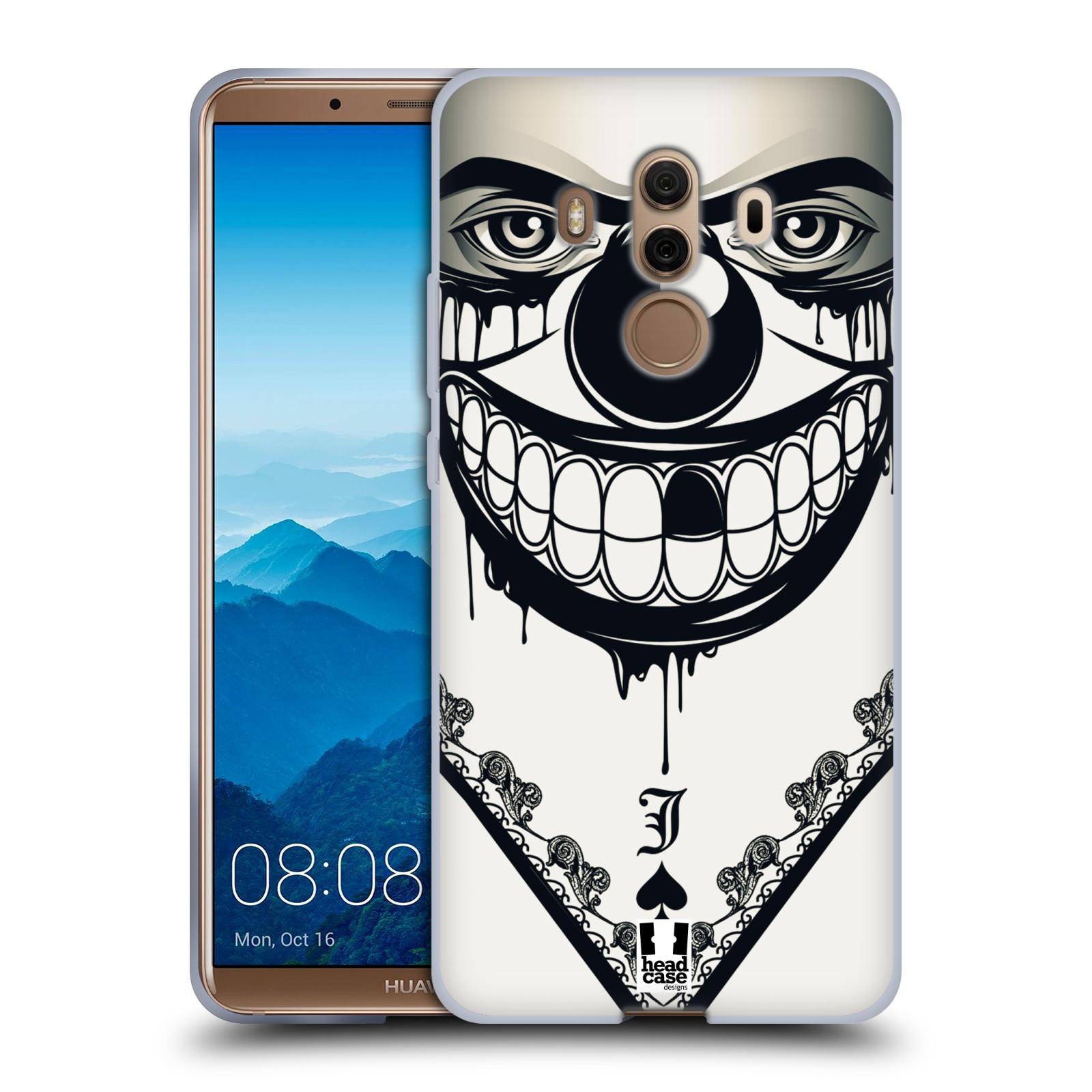 Silikonové pouzdro na mobil Huawei Mate 10 Pro - Head Case - ZLEJ KLAUN
