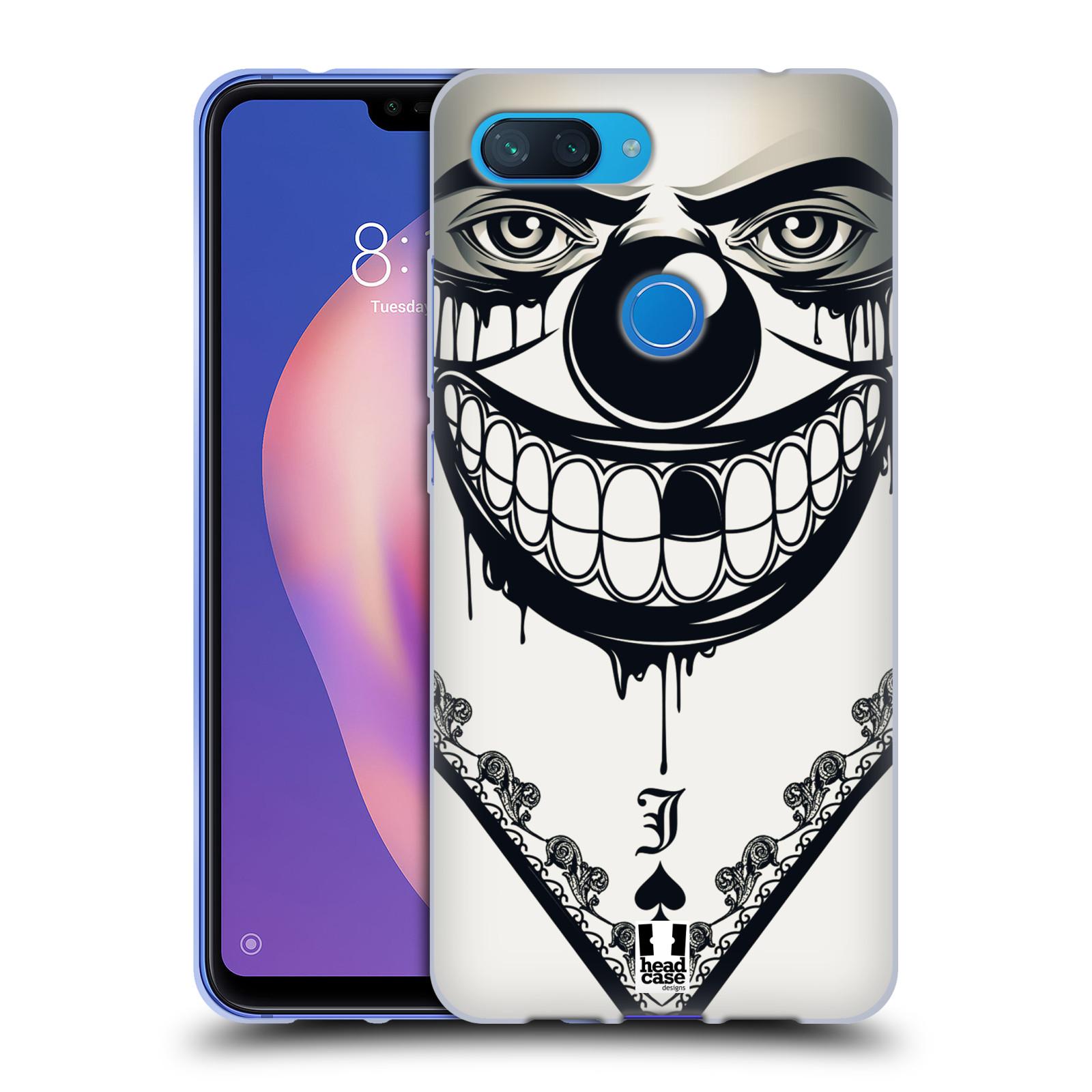 Silikonové pouzdro na mobil Xiaomi Mi 8 Lite - Head Case - ZLEJ KLAUN