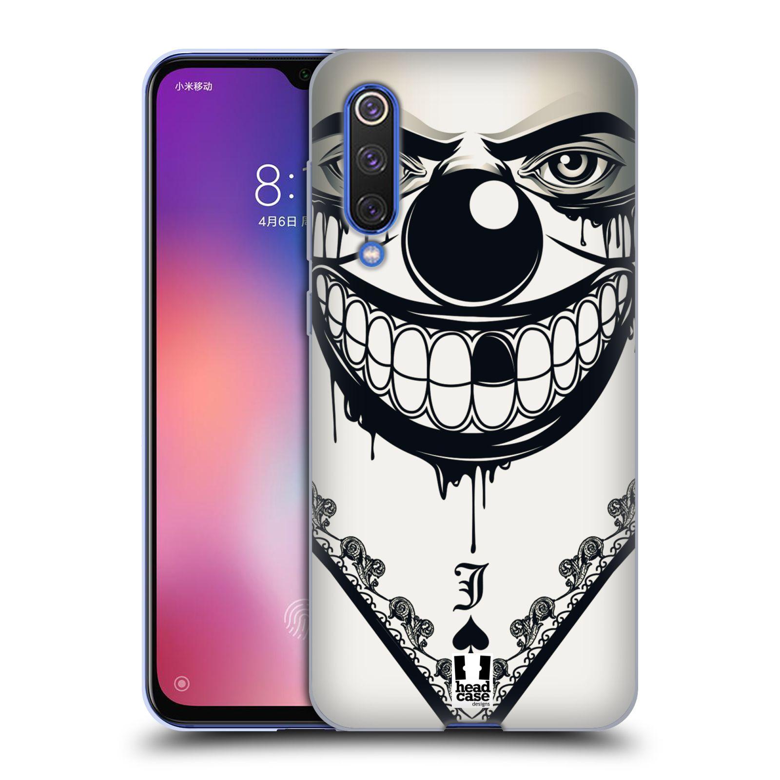 Silikonové pouzdro na mobil Xiaomi Mi 9 SE - Head Case - ZLEJ KLAUN