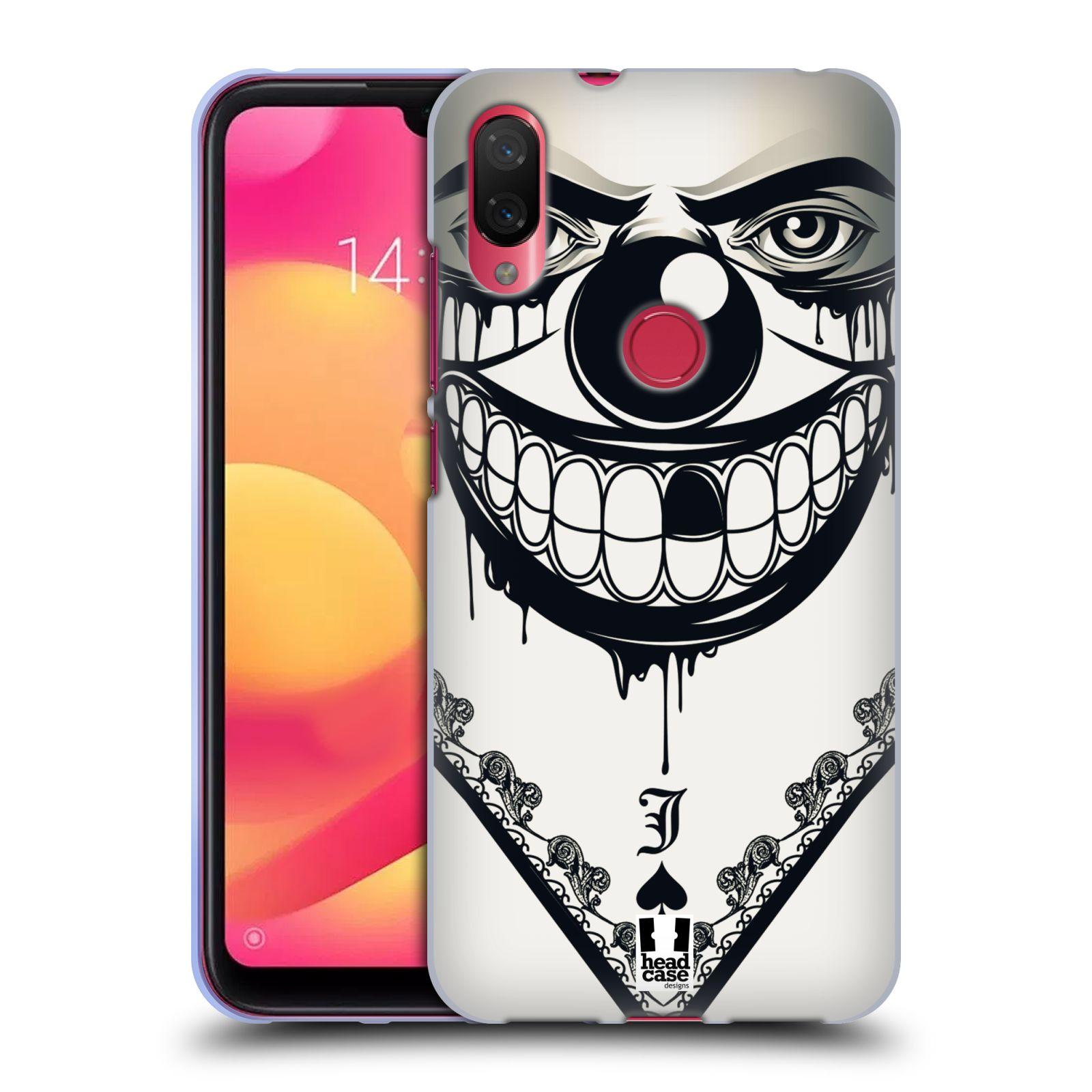 Silikonové pouzdro na mobil Xiaomi Mi Play - Head Case - ZLEJ KLAUN
