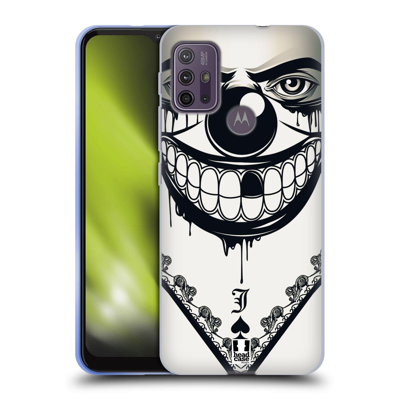Silikonové pouzdro na mobil Motorola Moto G10 / G30 - Head Case - ZLEJ KLAUN