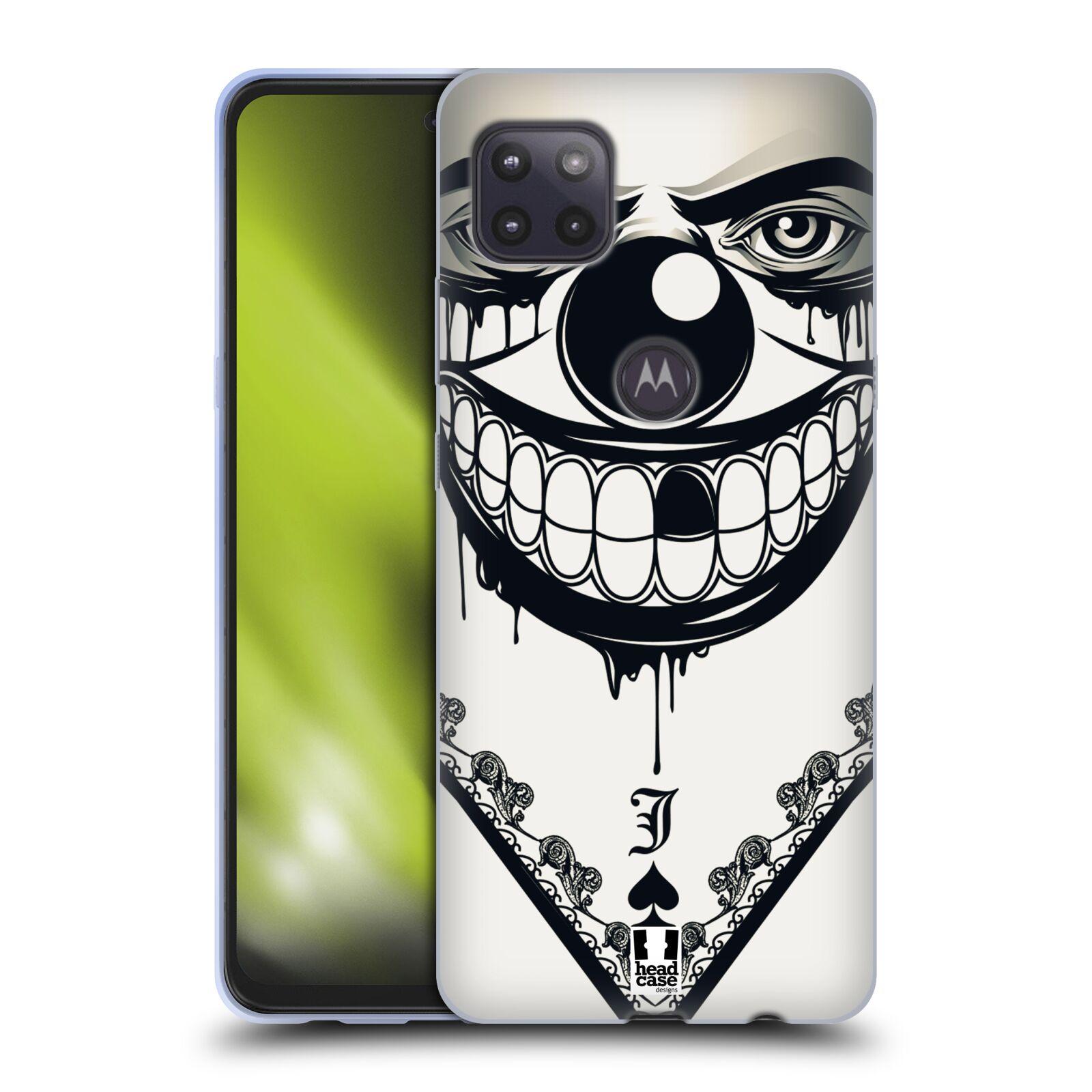 Silikonové pouzdro na mobil Motorola Moto G 5G - Head Case - ZLEJ KLAUN