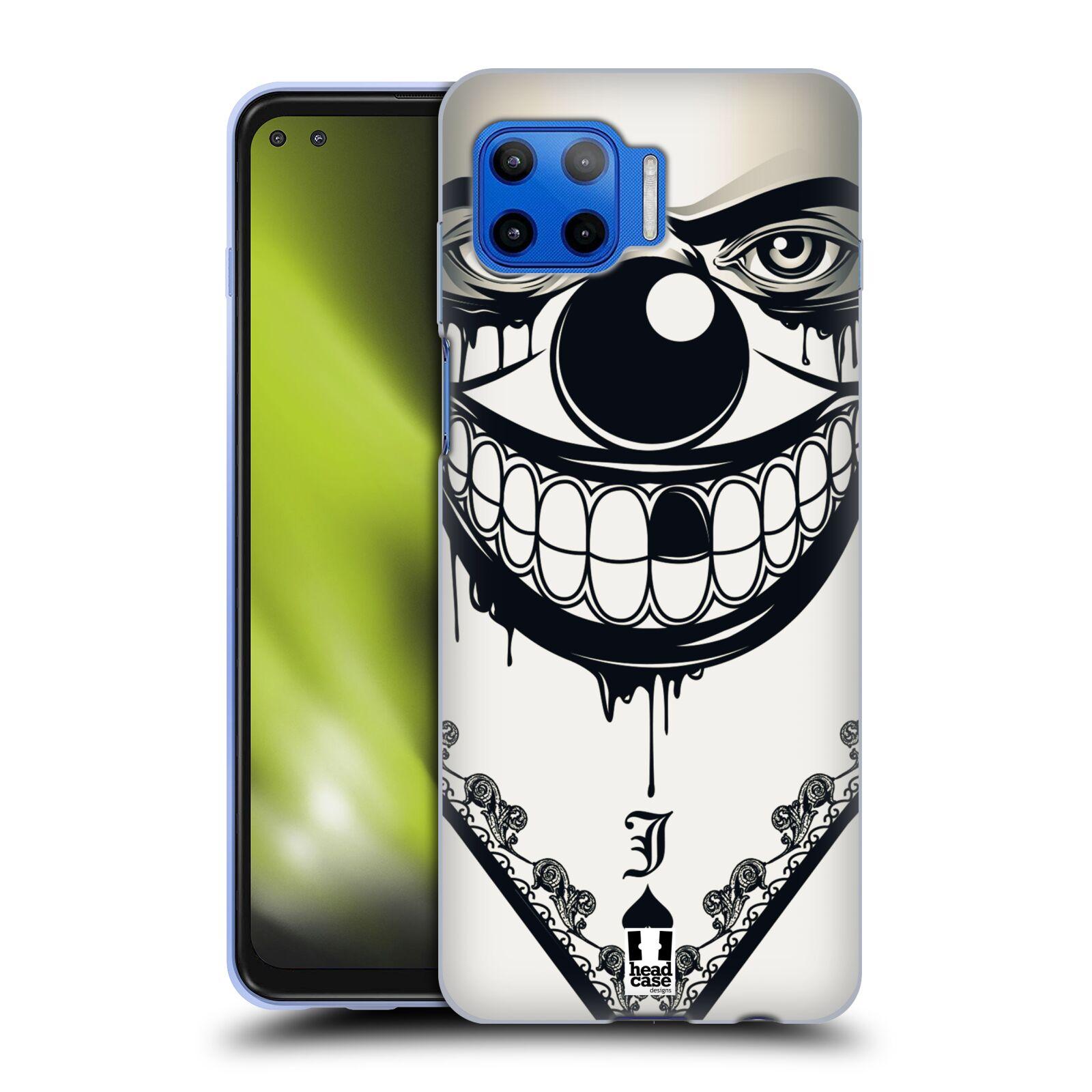 Silikonové pouzdro na mobil Motorola Moto G 5G Plus - Head Case - ZLEJ KLAUN