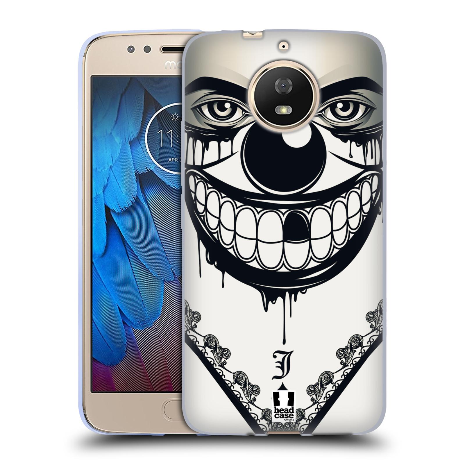 Silikonové pouzdro na mobil Lenovo Moto G5s - Head Case - ZLEJ KLAUN