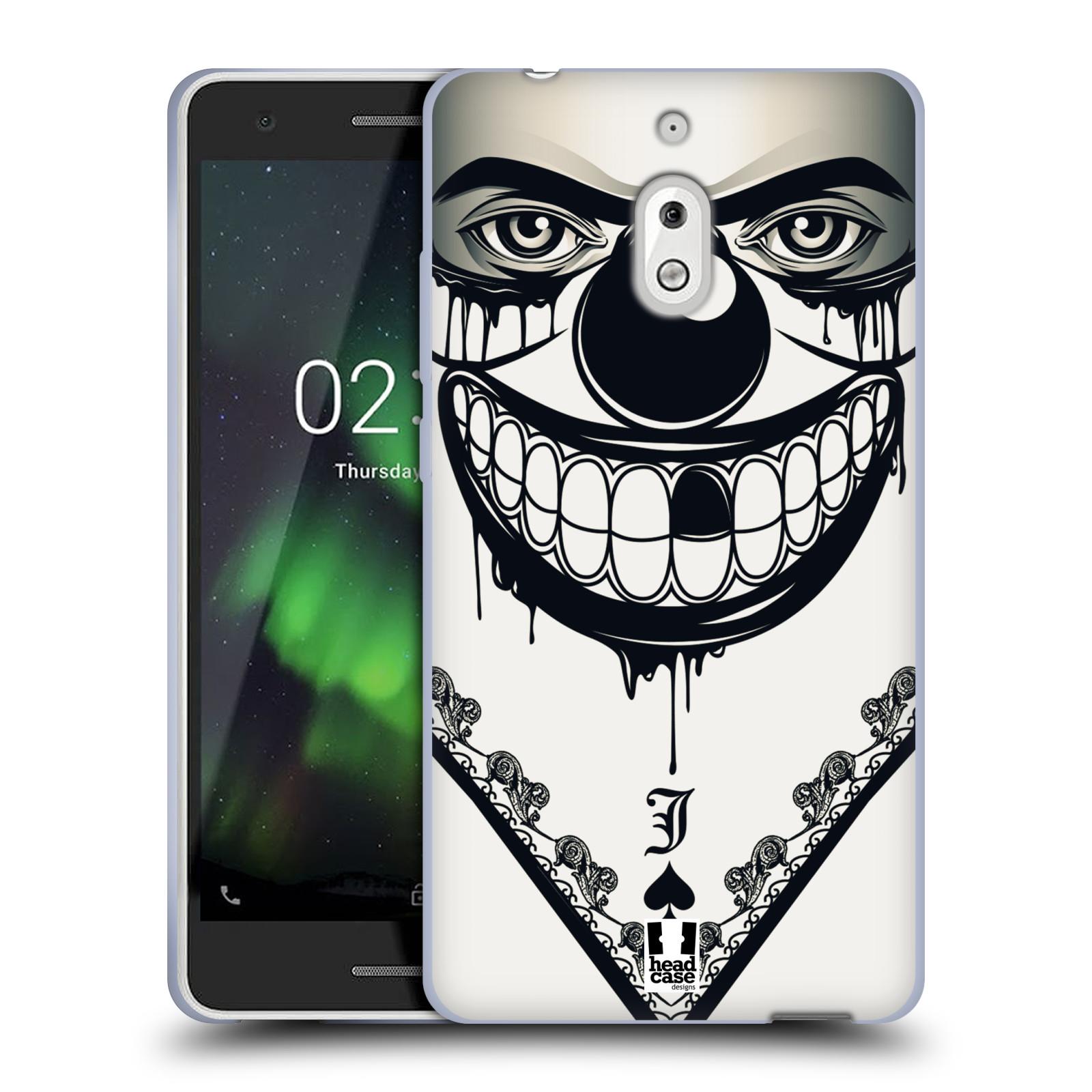 Silikonové pouzdro na mobil Nokia 2.1 - Head Case - ZLEJ KLAUN