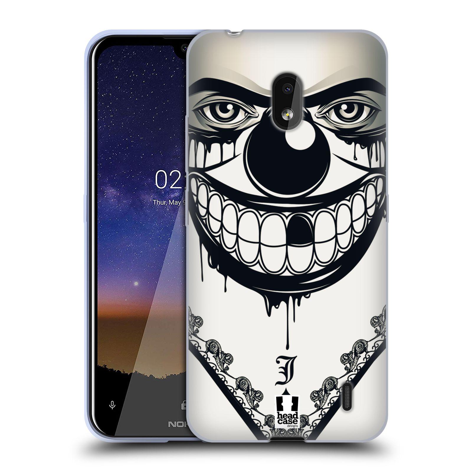 Silikonové pouzdro na mobil Nokia 2.2 - Head Case - ZLEJ KLAUN