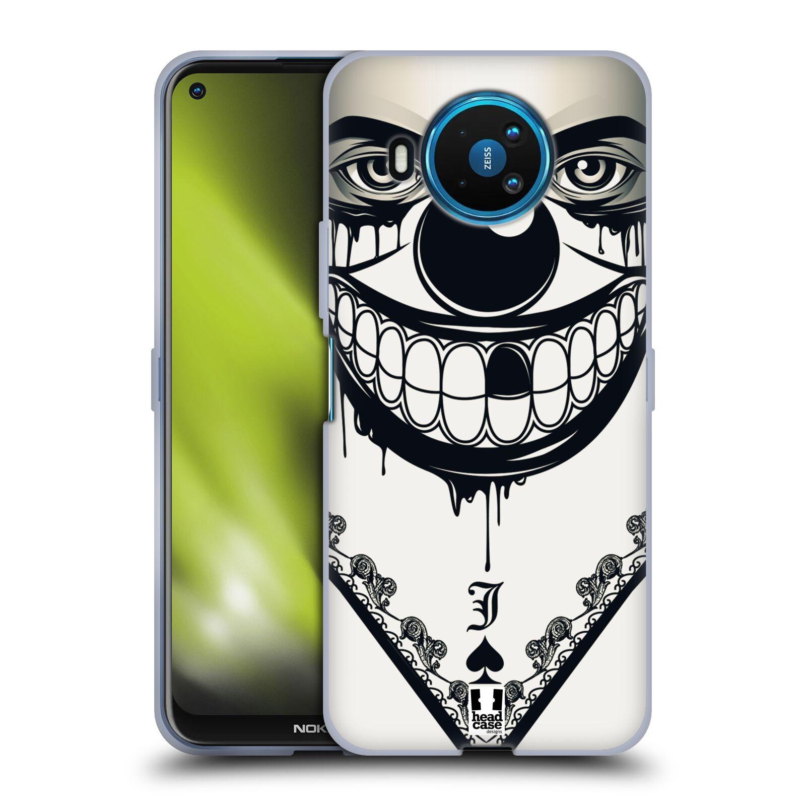 Silikonové pouzdro na mobil Nokia 8.3 5G - Head Case - ZLEJ KLAUN