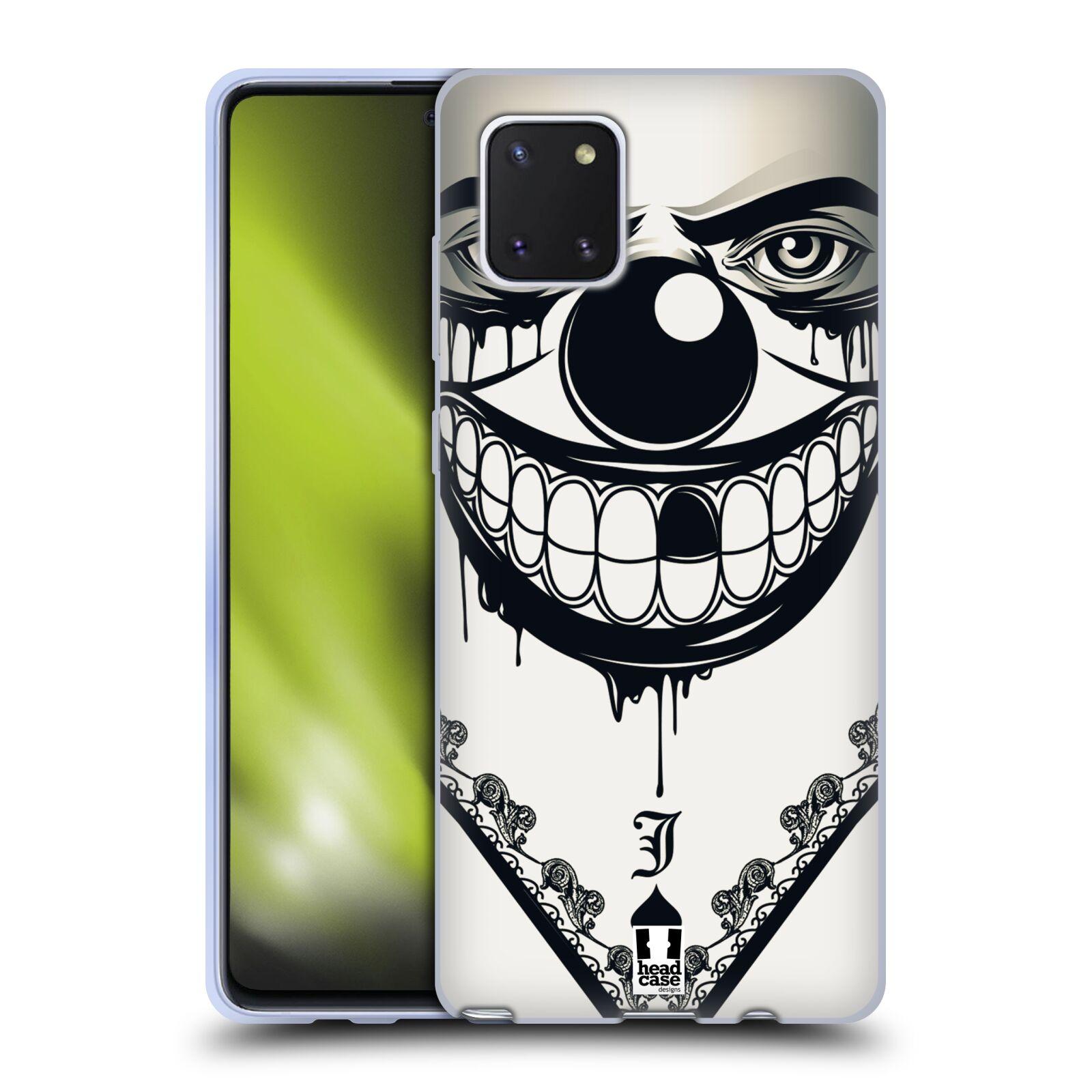 Silikonové pouzdro na mobil Samsung Galaxy Note 10 Lite - Head Case - ZLEJ KLAUN