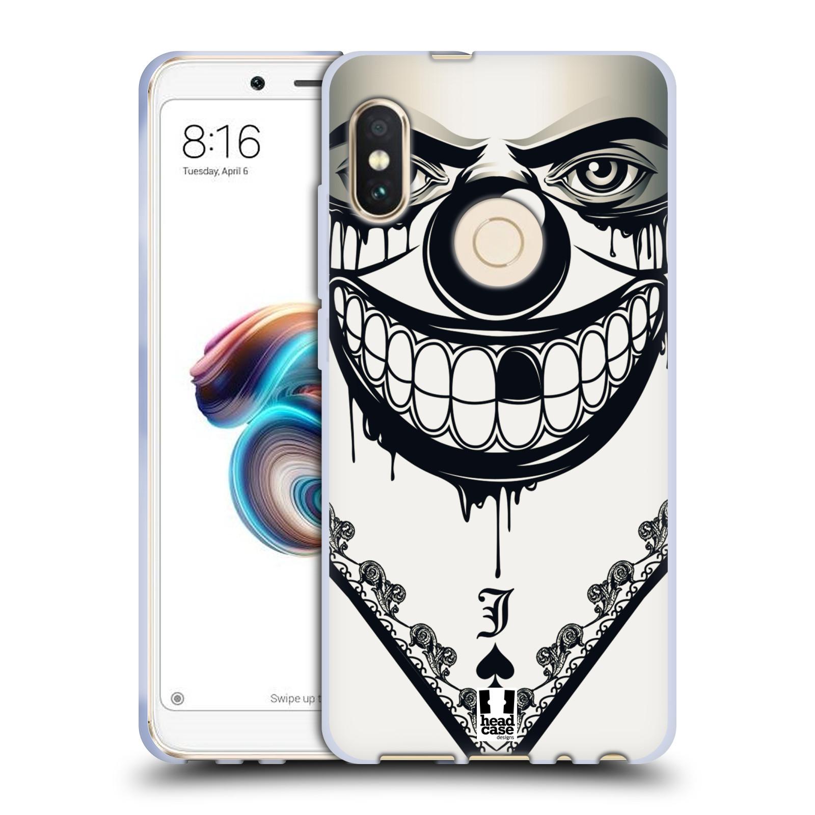 Silikonové pouzdro na mobil Xiaomi Redmi Note 5 - Head Case - ZLEJ KLAUN