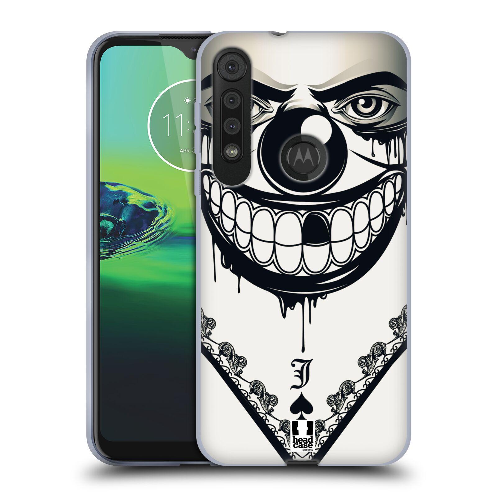 Silikonové pouzdro na mobil Motorola One Macro - Head Case - ZLEJ KLAUN