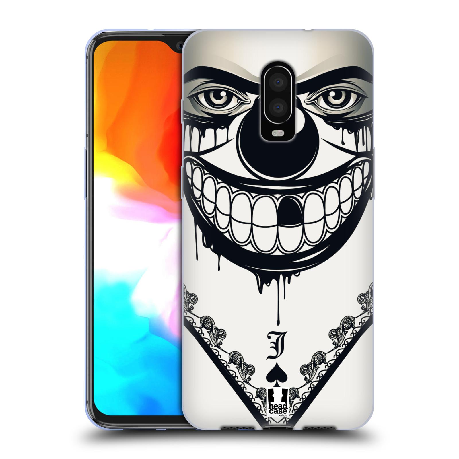 Silikonové pouzdro na mobil OnePlus 6T - Head Case - ZLEJ KLAUN