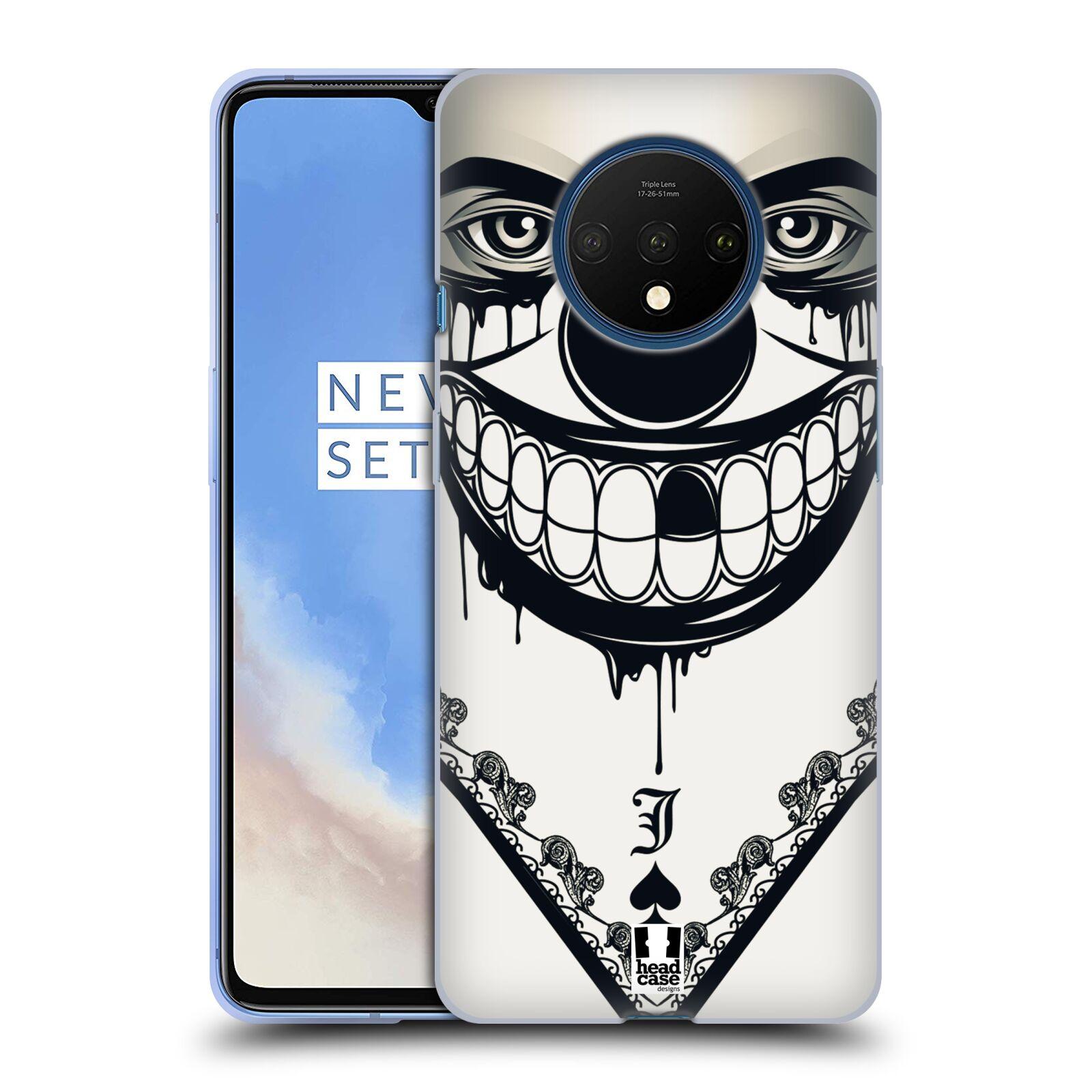 Silikonové pouzdro na mobil OnePlus 7T - Head Case - ZLEJ KLAUN