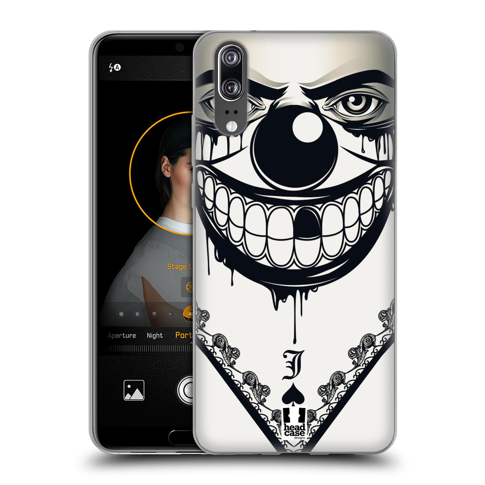 Silikonové pouzdro na mobil Huawei P20 - Head Case - ZLEJ KLAUN