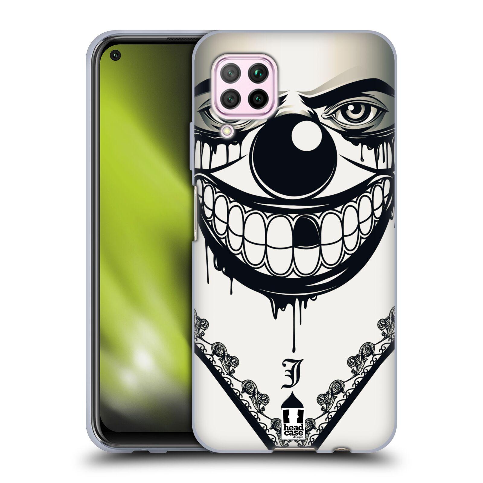 Silikonové pouzdro na mobil Huawei P40 Lite - Head Case - ZLEJ KLAUN