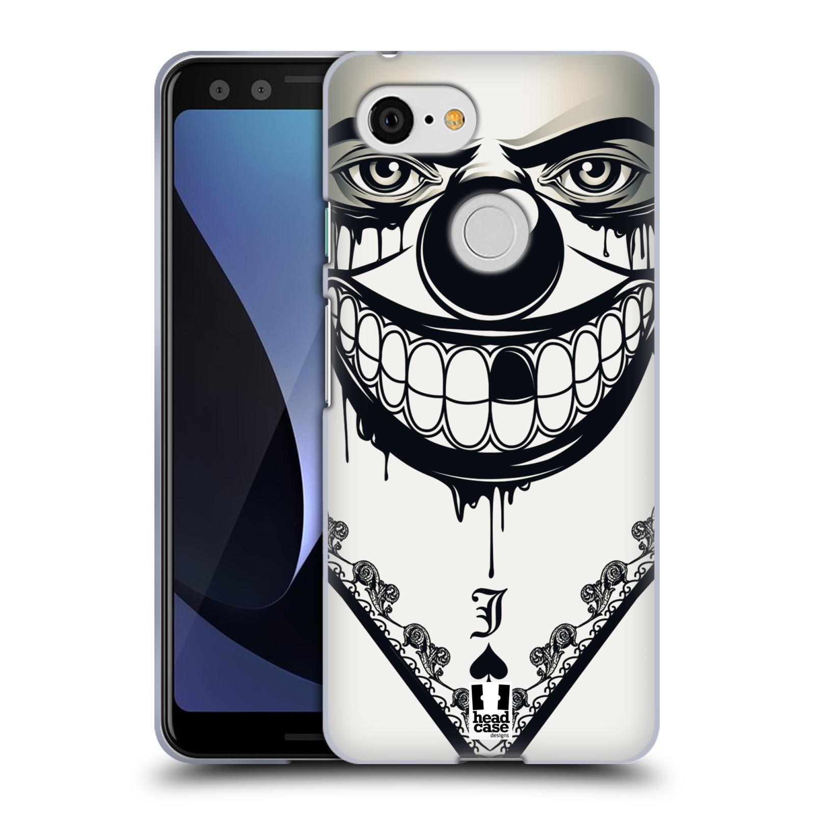Silikonové pouzdro na mobil Google Pixel 3 - Head Case - ZLEJ KLAUN