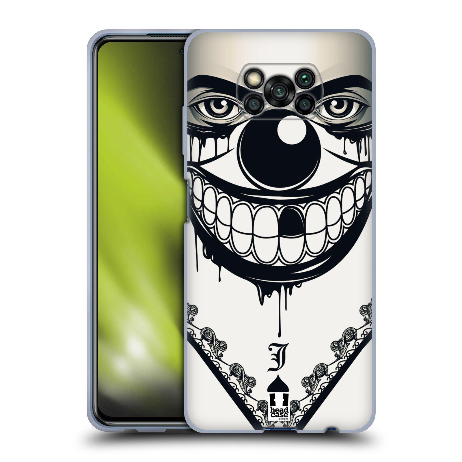 Silikonové pouzdro na mobil Xiaomi Poco X3 NFC - Head Case - ZLEJ KLAUN