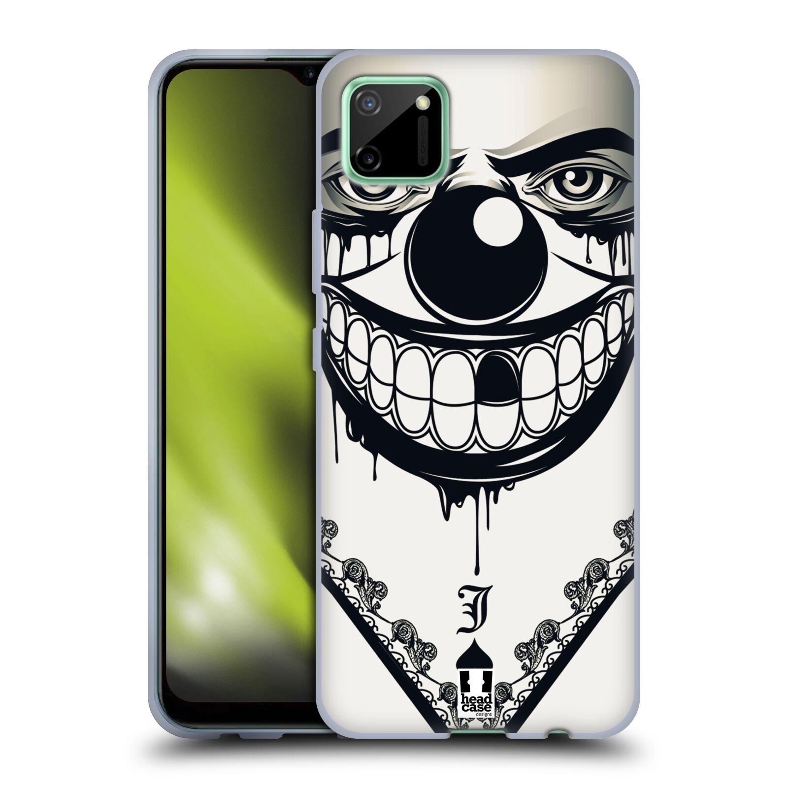 Silikonové pouzdro na mobil Realme C11 - Head Case - ZLEJ KLAUN