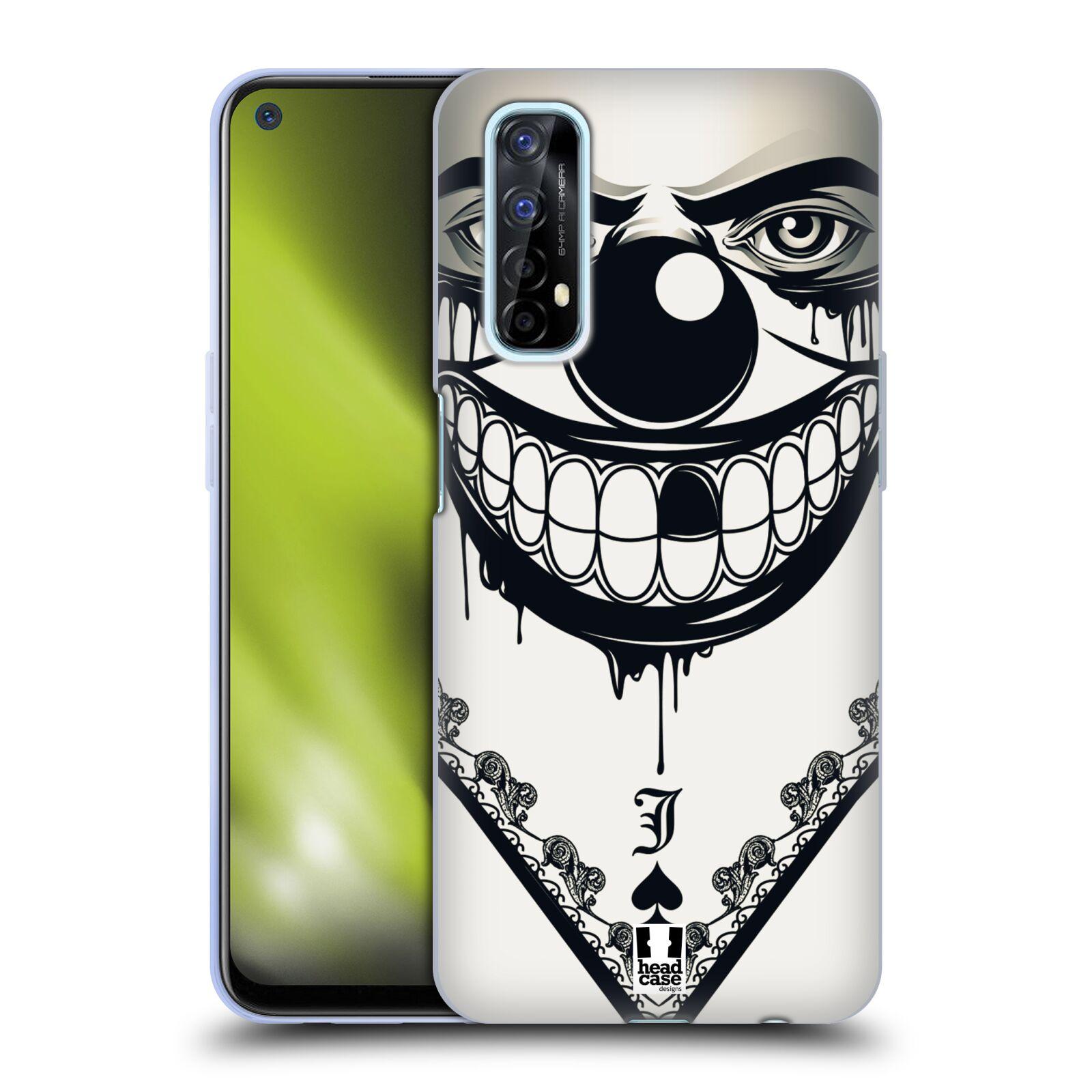 Silikonové pouzdro na mobil Realme 7 - Head Case - ZLEJ KLAUN