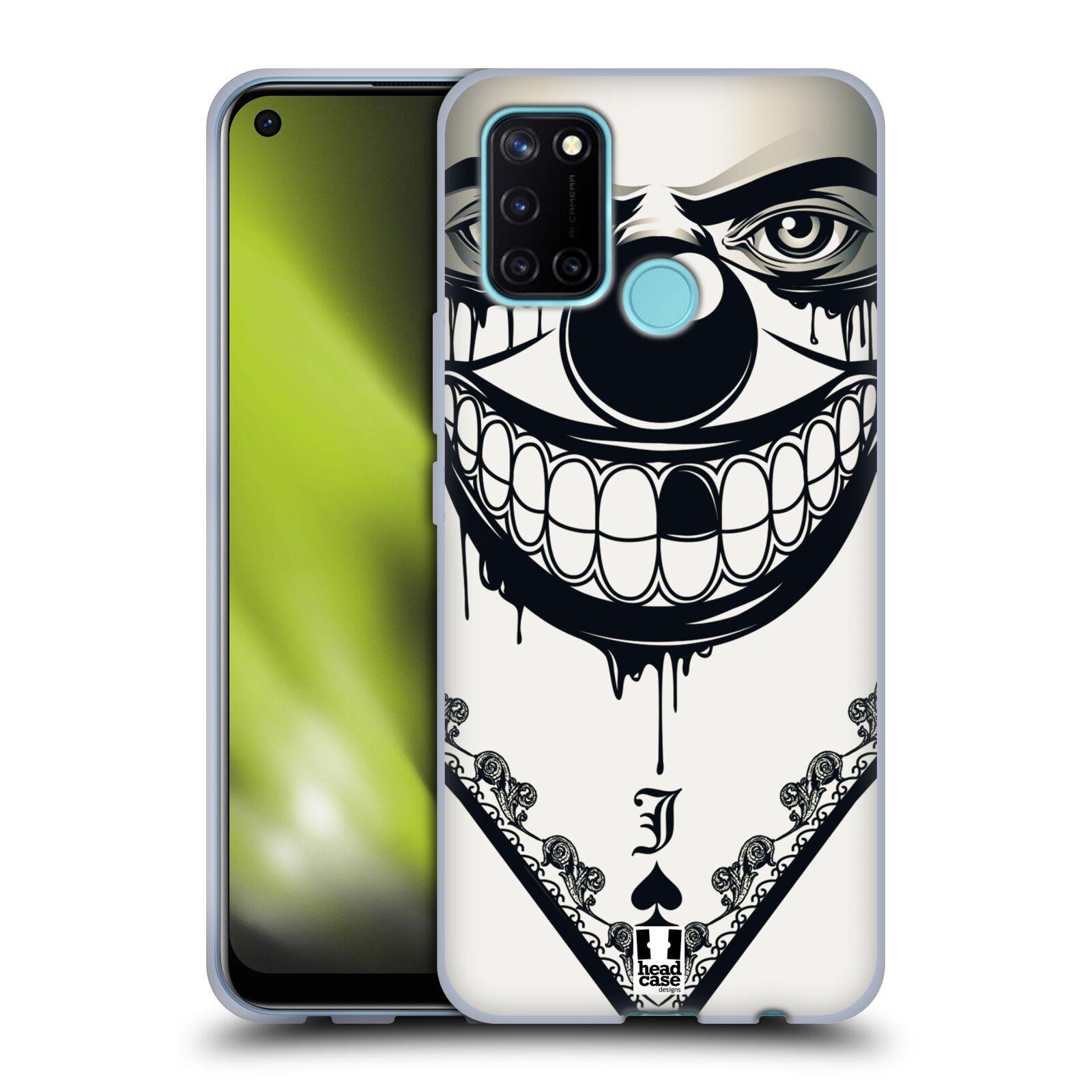 Silikonové pouzdro na mobil Realme 7i - Head Case - ZLEJ KLAUN