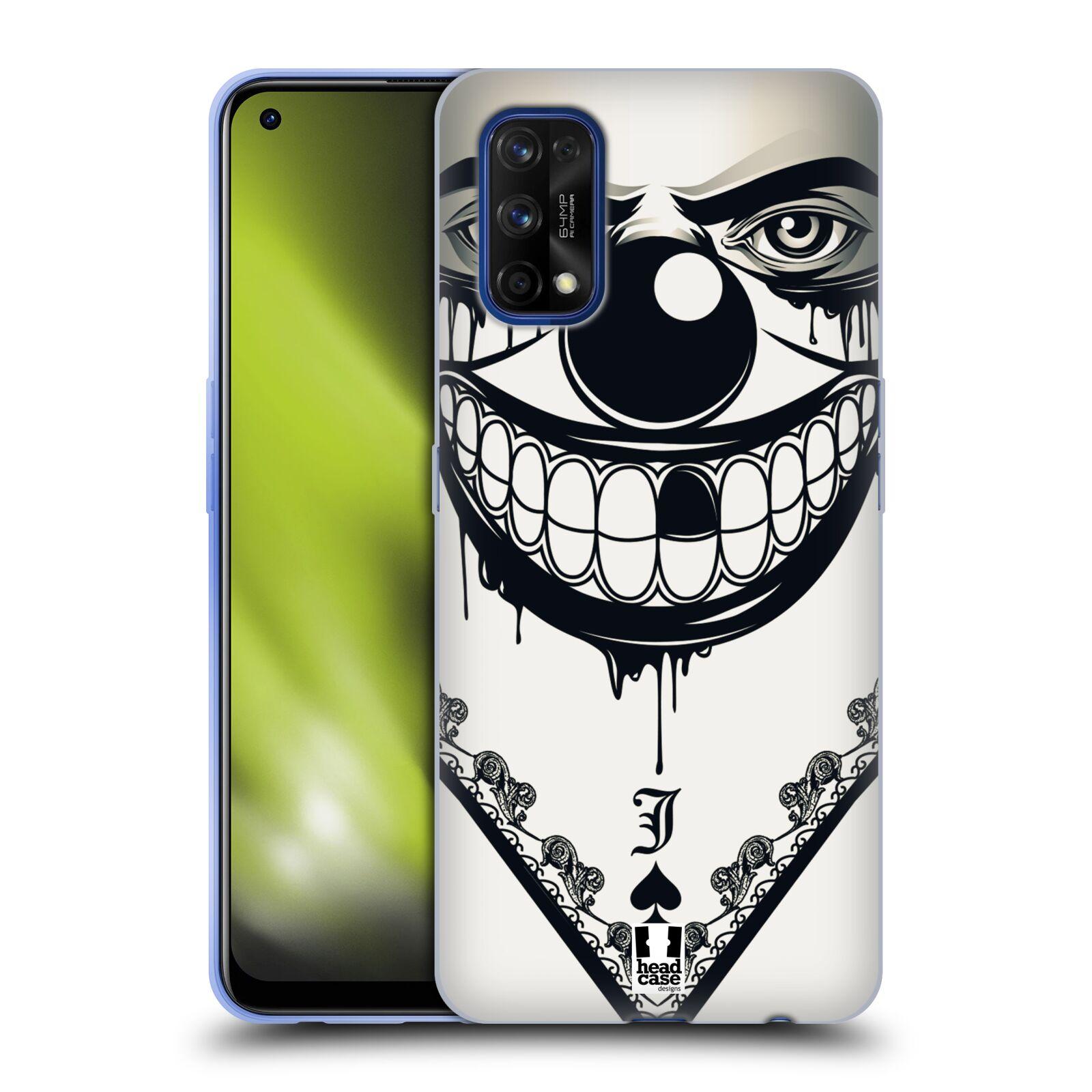 Silikonové pouzdro na mobil Realme 7 Pro - Head Case - ZLEJ KLAUN