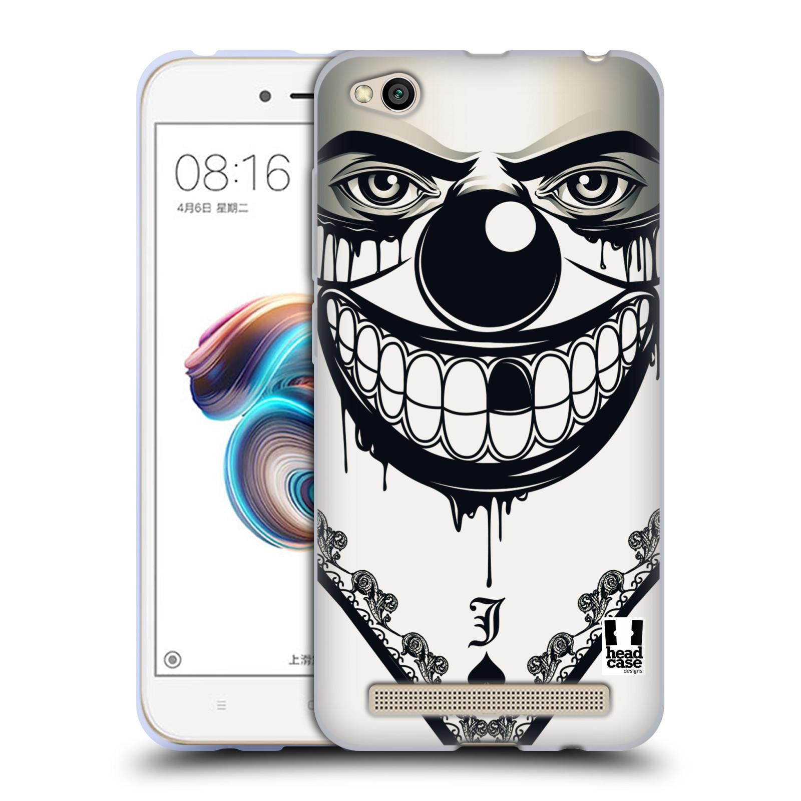 Silikonové pouzdro na mobil Xiaomi Redmi 5A - Head Case - ZLEJ KLAUN