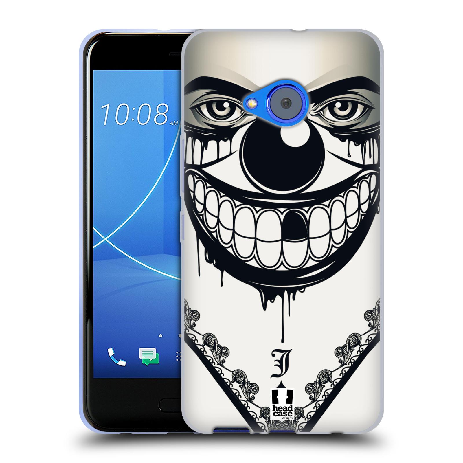 Silikonové pouzdro na mobil HTC U11 Life - Head Case - ZLEJ KLAUN