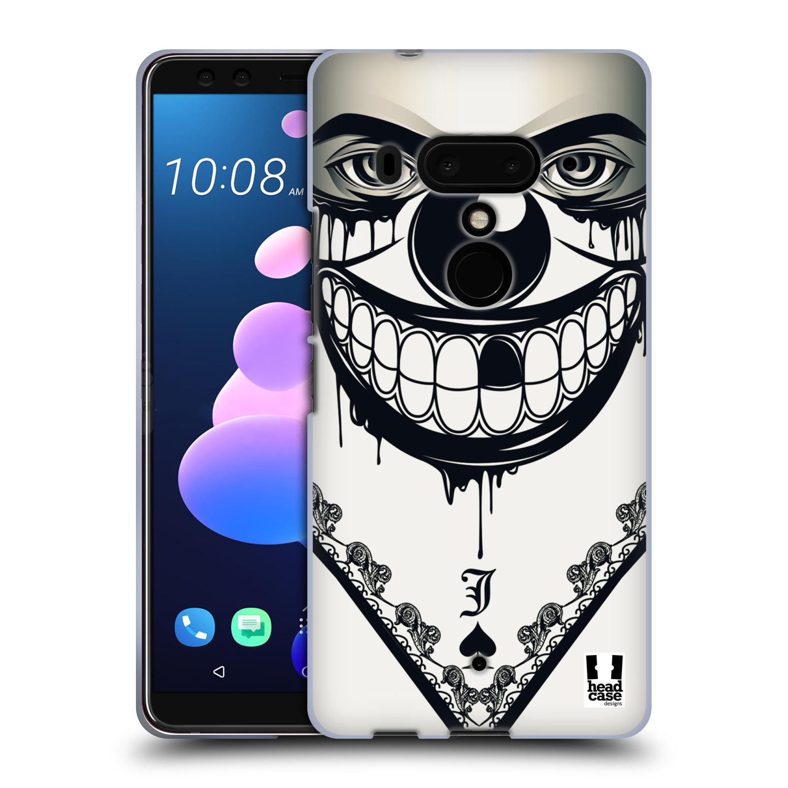 Silikonové pouzdro na mobil HTC U12 Plus - Head Case - ZLEJ KLAUN