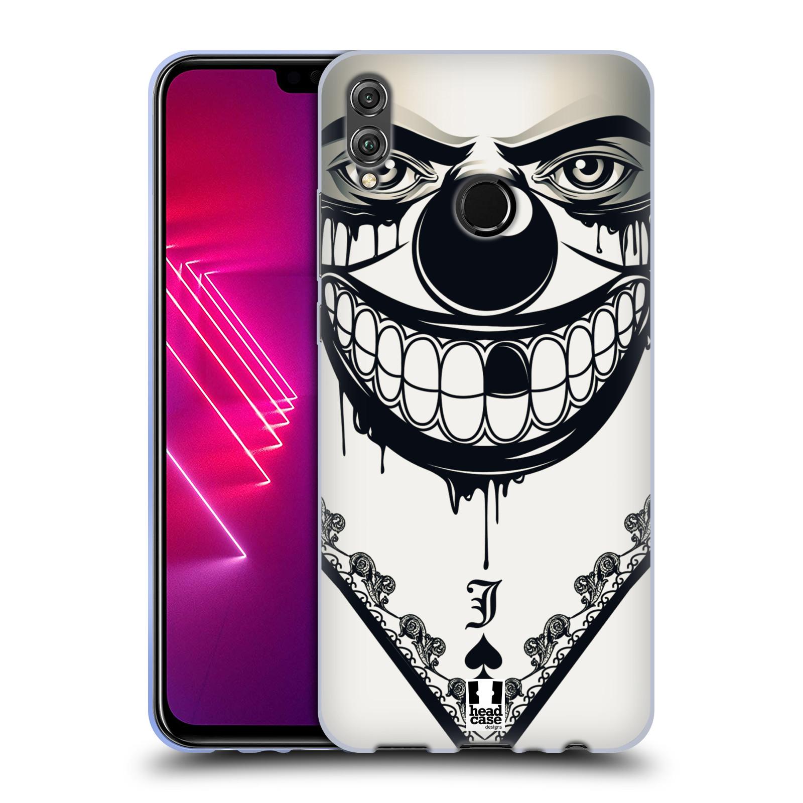Silikonové pouzdro na mobil Honor View 10 Lite - Head Case - ZLEJ KLAUN