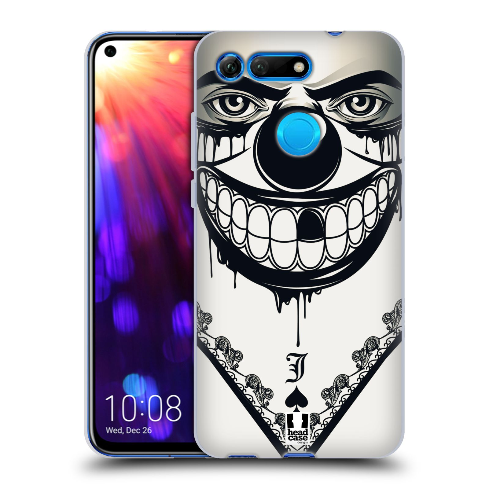 Silikonové pouzdro na mobil Honor View 20 - Head Case - ZLEJ KLAUN
