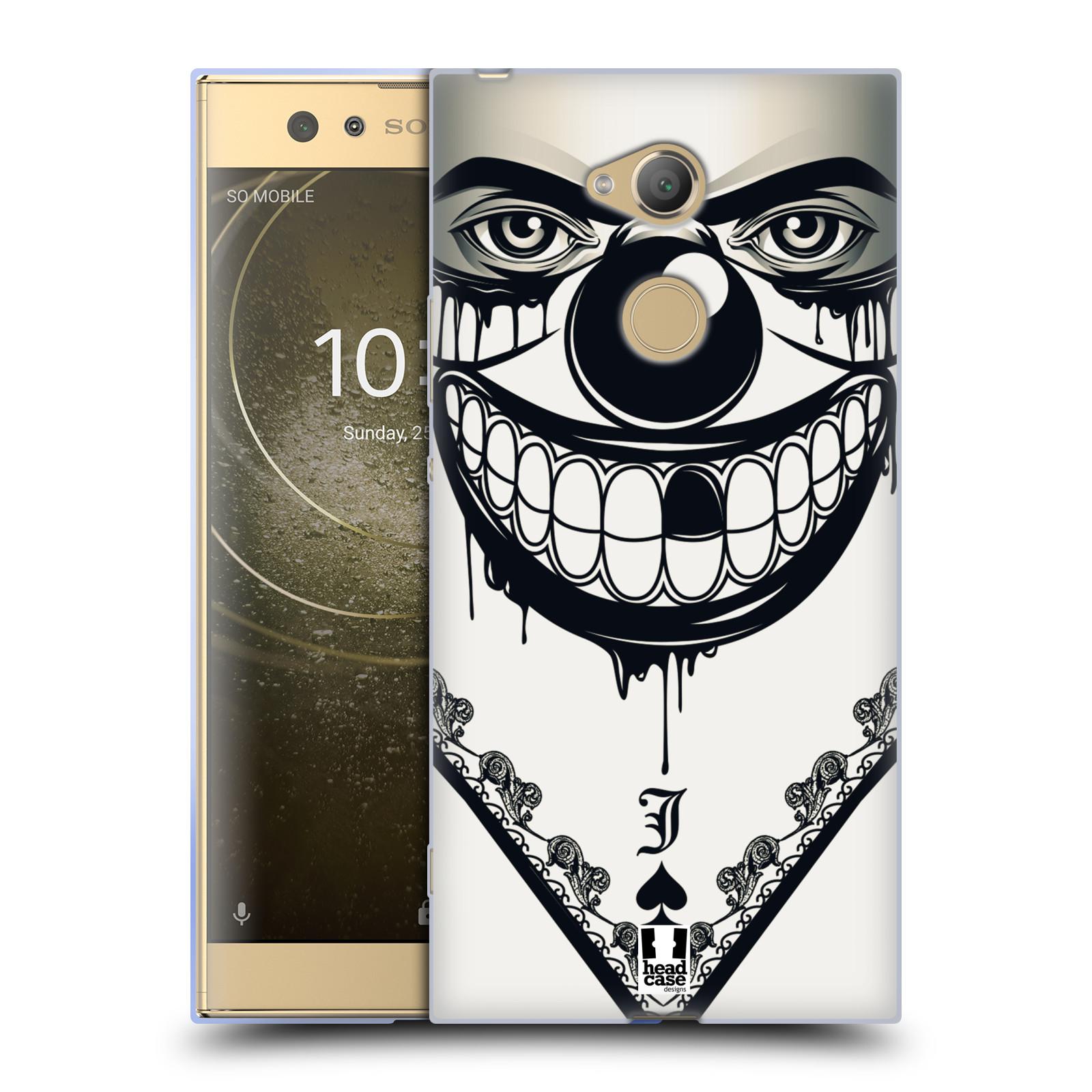 Silikonové pouzdro na mobil Sony Xperia XA2 Ultra - Head Case - ZLEJ KLAUN