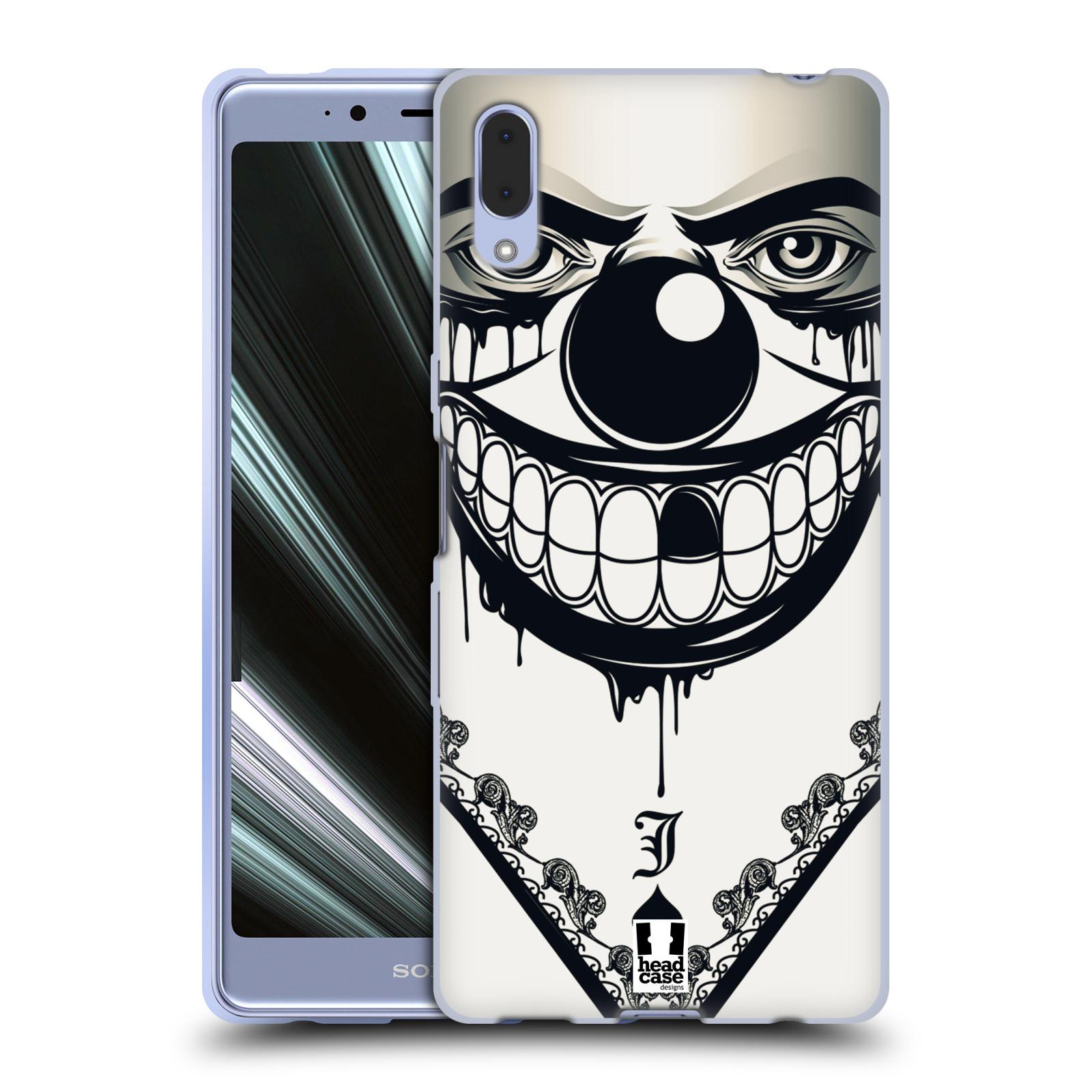 Silikonové pouzdro na mobil Sony Xperia L3 - Head Case - ZLEJ KLAUN