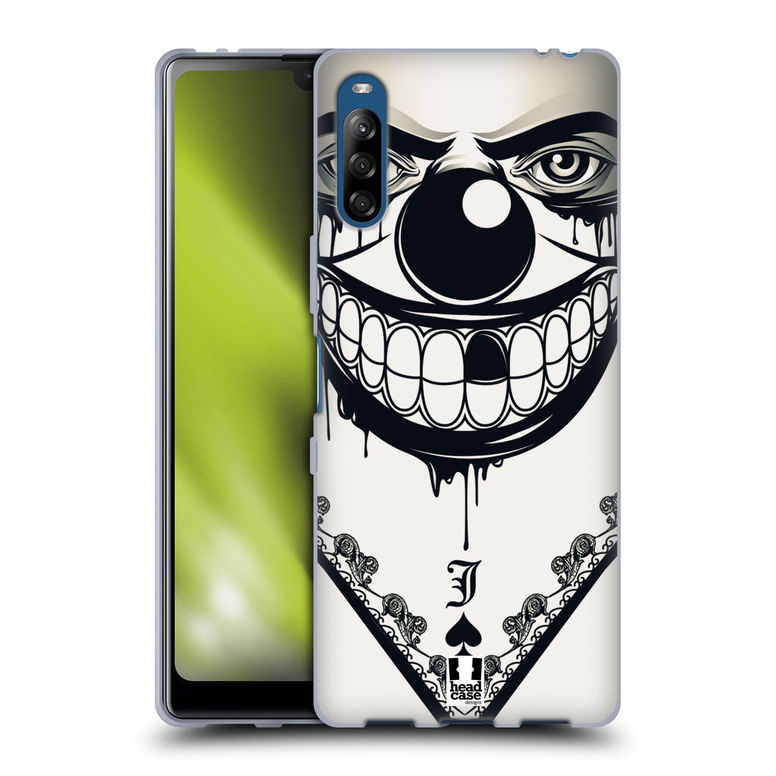 Silikonové pouzdro na mobil Sony Xperia L4 - Head Case - ZLEJ KLAUN