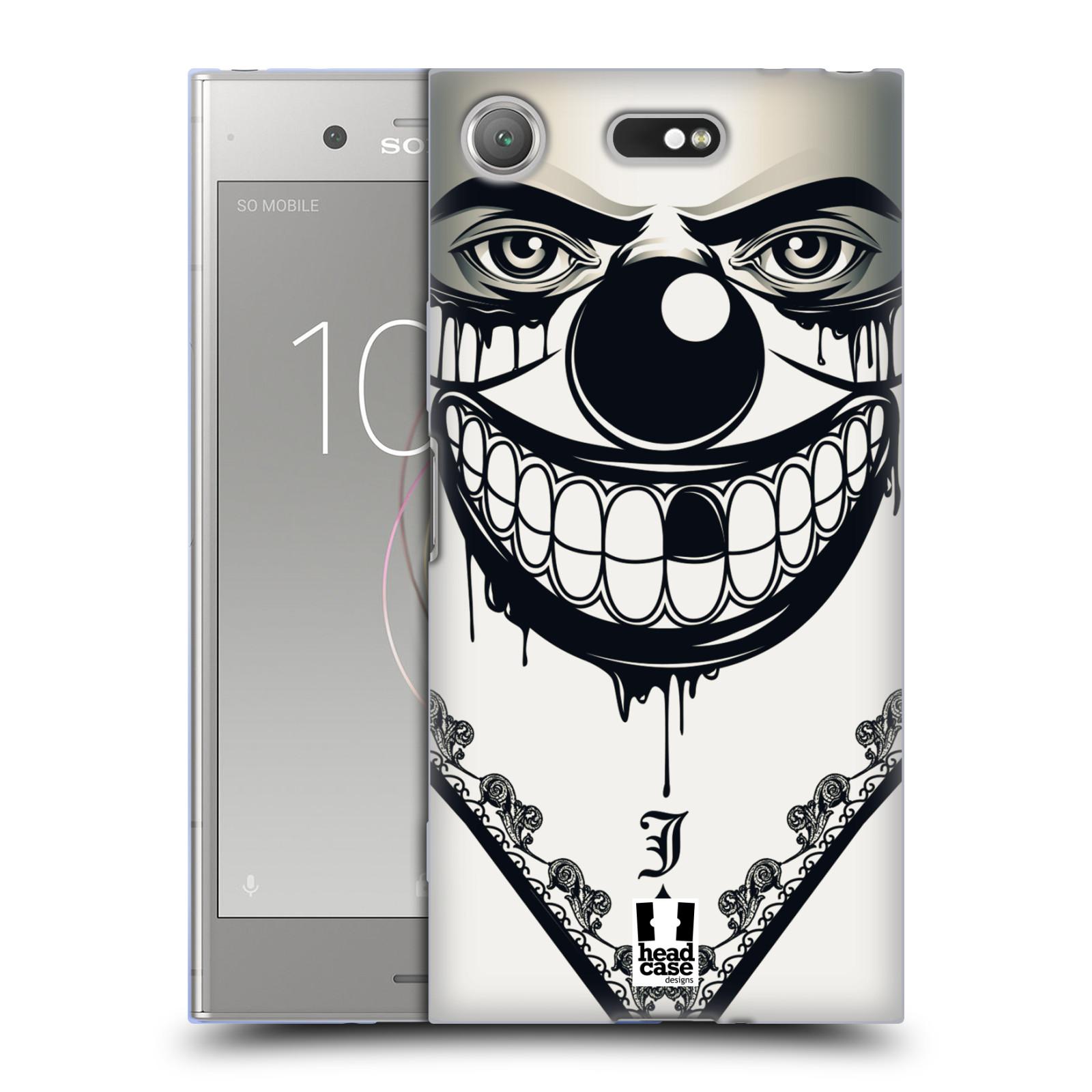 Silikonové pouzdro na mobil Sony Xperia XZ1 Compact - Head Case - ZLEJ KLAUN