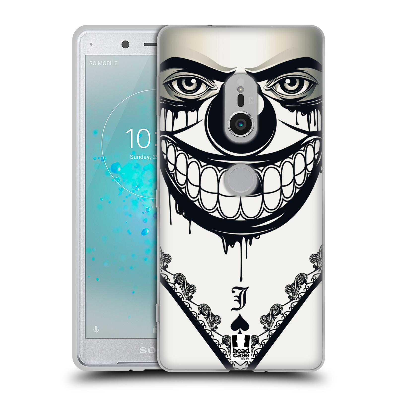 Silikonové pouzdro na mobil Sony Xperia XZ2 - Head Case - ZLEJ KLAUN