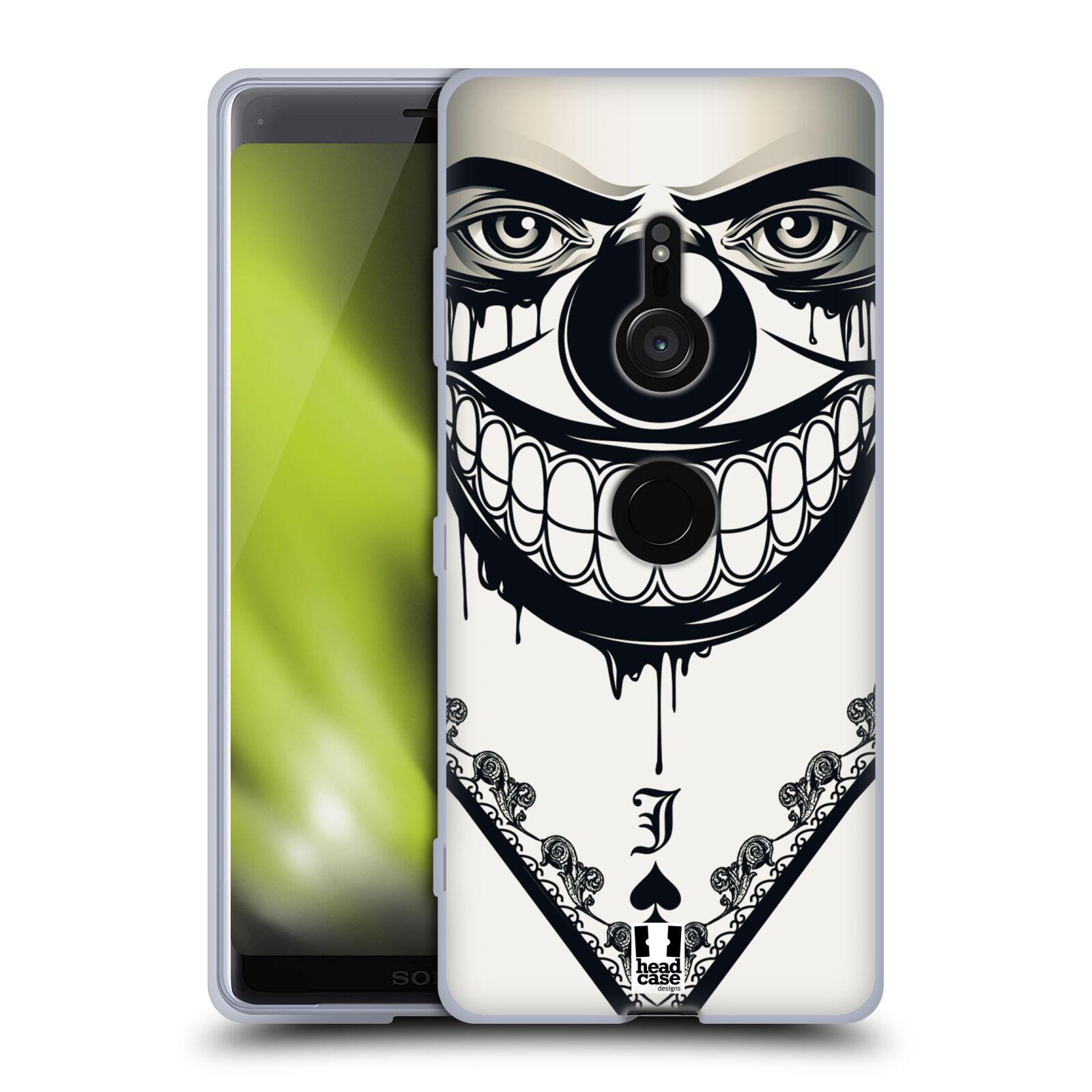 Silikonové pouzdro na mobil Sony Xperia XZ3 - Head Case - ZLEJ KLAUN