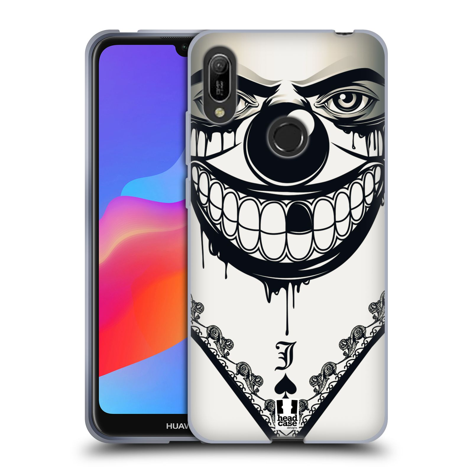 Silikonové pouzdro na mobil Huawei Y6 (2019) - Head Case - ZLEJ KLAUN