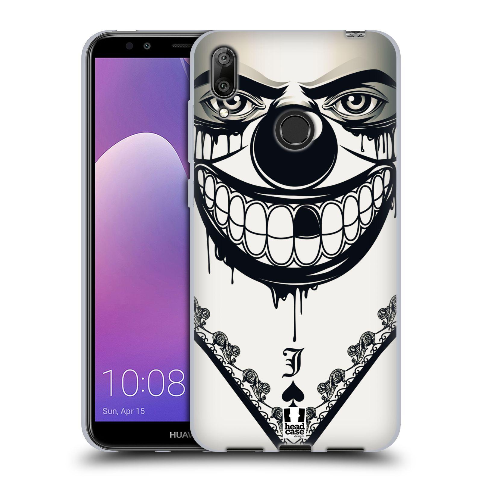 Silikonové pouzdro na mobil Huawei Y7 (2019) - Head Case - ZLEJ KLAUN