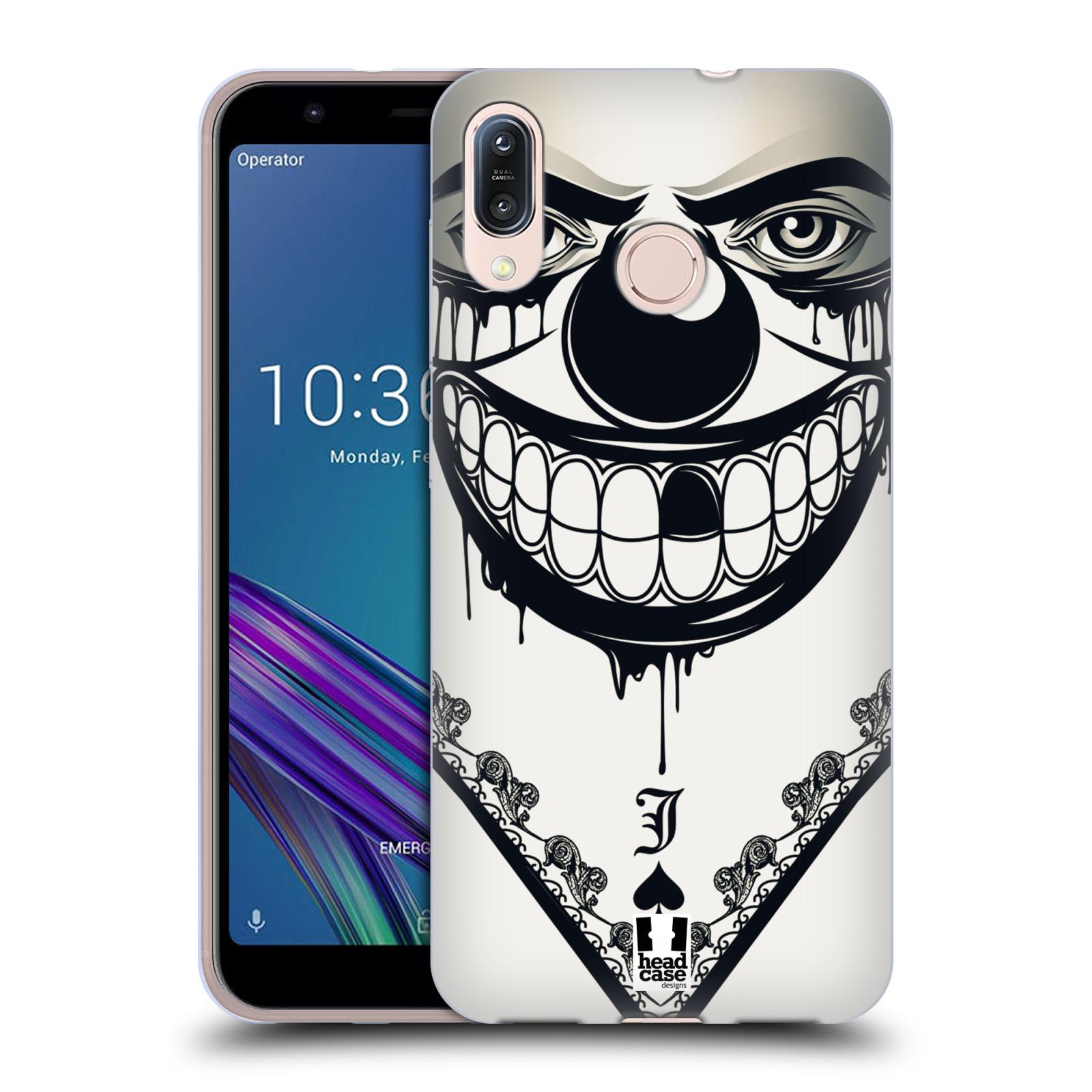 Silikonové pouzdro na mobil Asus Zenfone Max M1 ZB555KL - Head Case - ZLEJ KLAUN