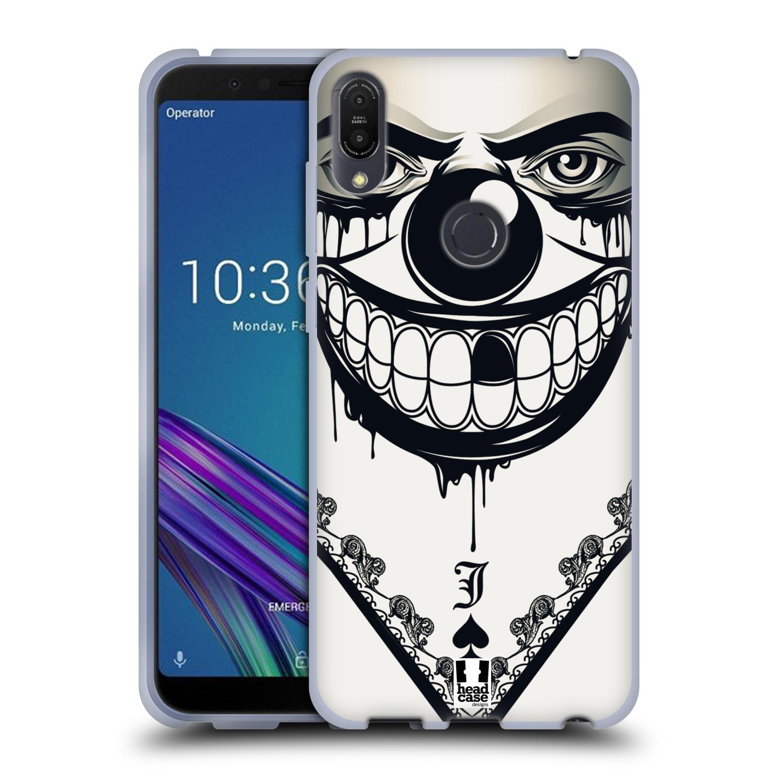 Silikonové pouzdro na mobil Asus ZenFone Max Pro (M1) - Head Case - ZLEJ KLAUN