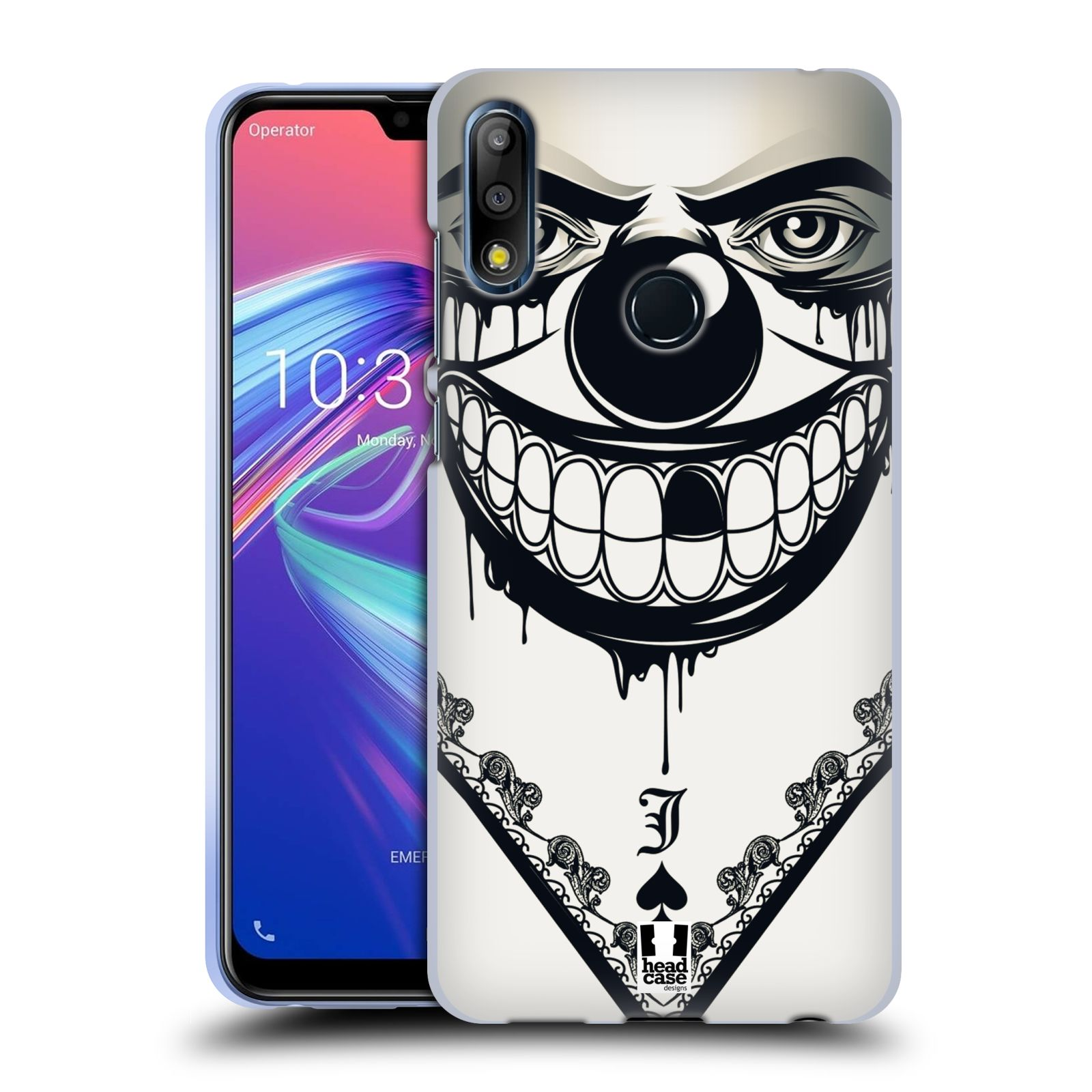 Silikonové pouzdro na mobil Asus Zenfone Max Pro M2 ZB631KL - Head Case - ZLEJ KLAUN