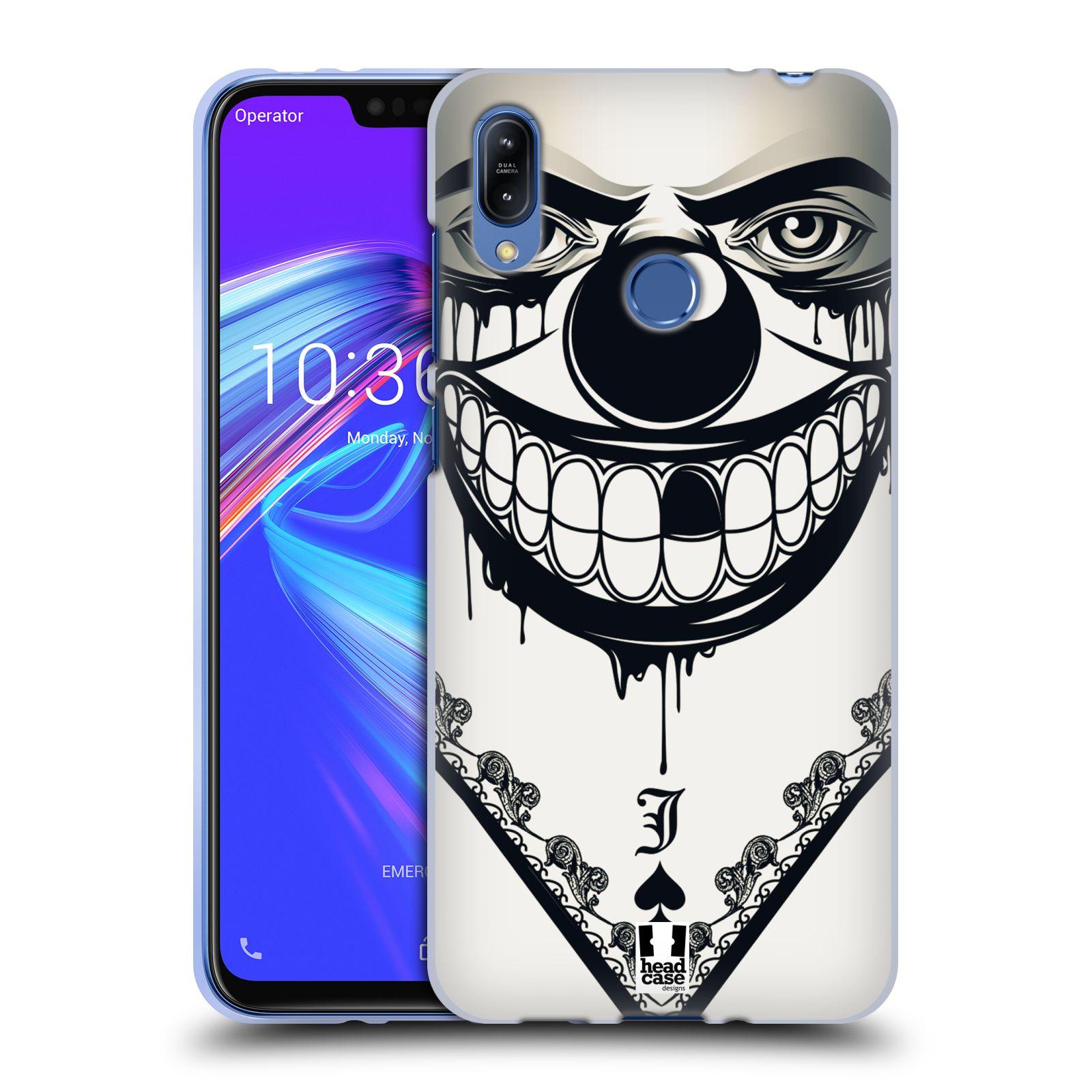 Silikonové pouzdro na mobil Asus Zenfone Max (M2) ZB633KL - Head Case - ZLEJ KLAUN